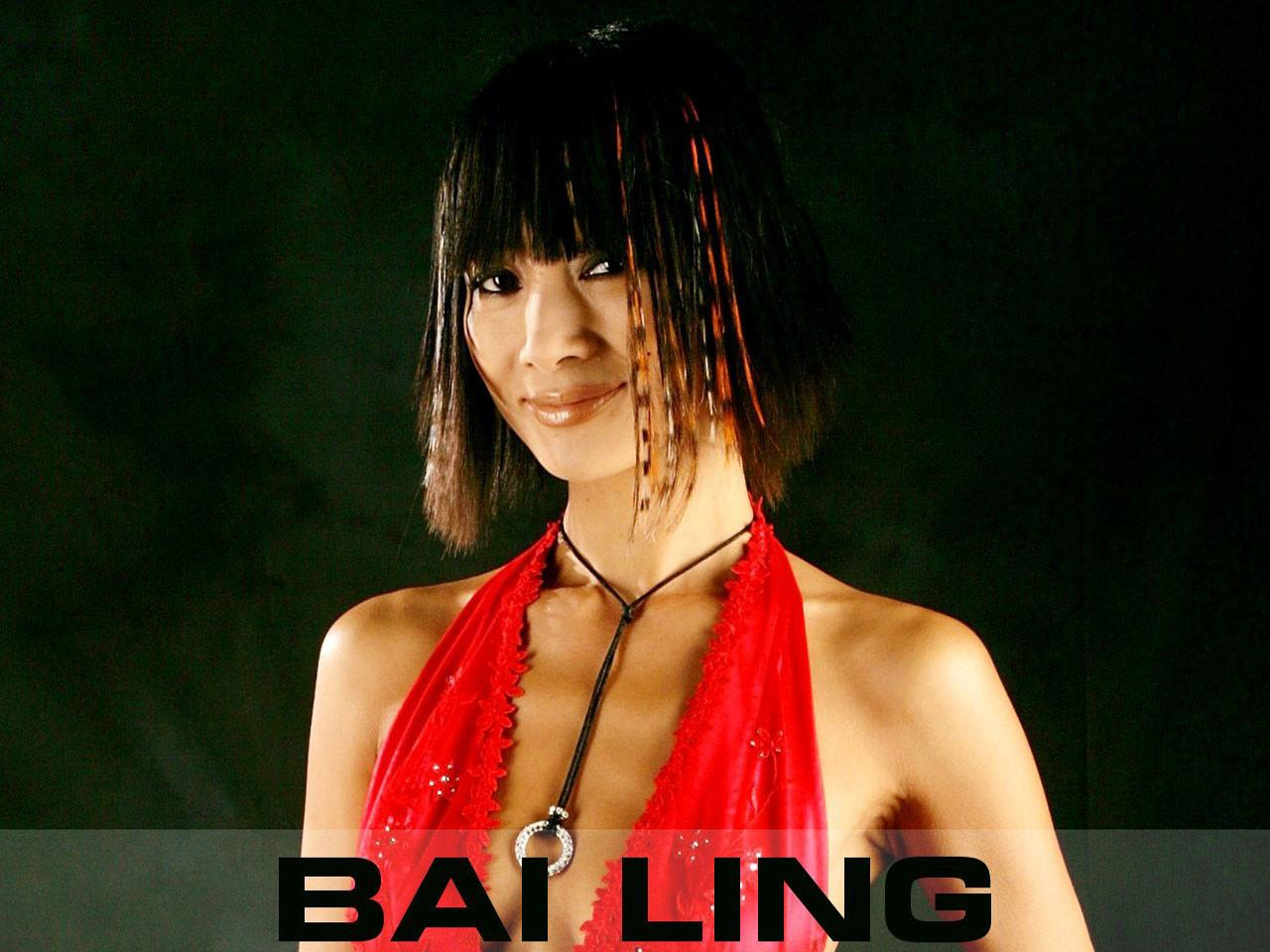 Bai Ling at 1280 x 960 size wallpapers HD quality