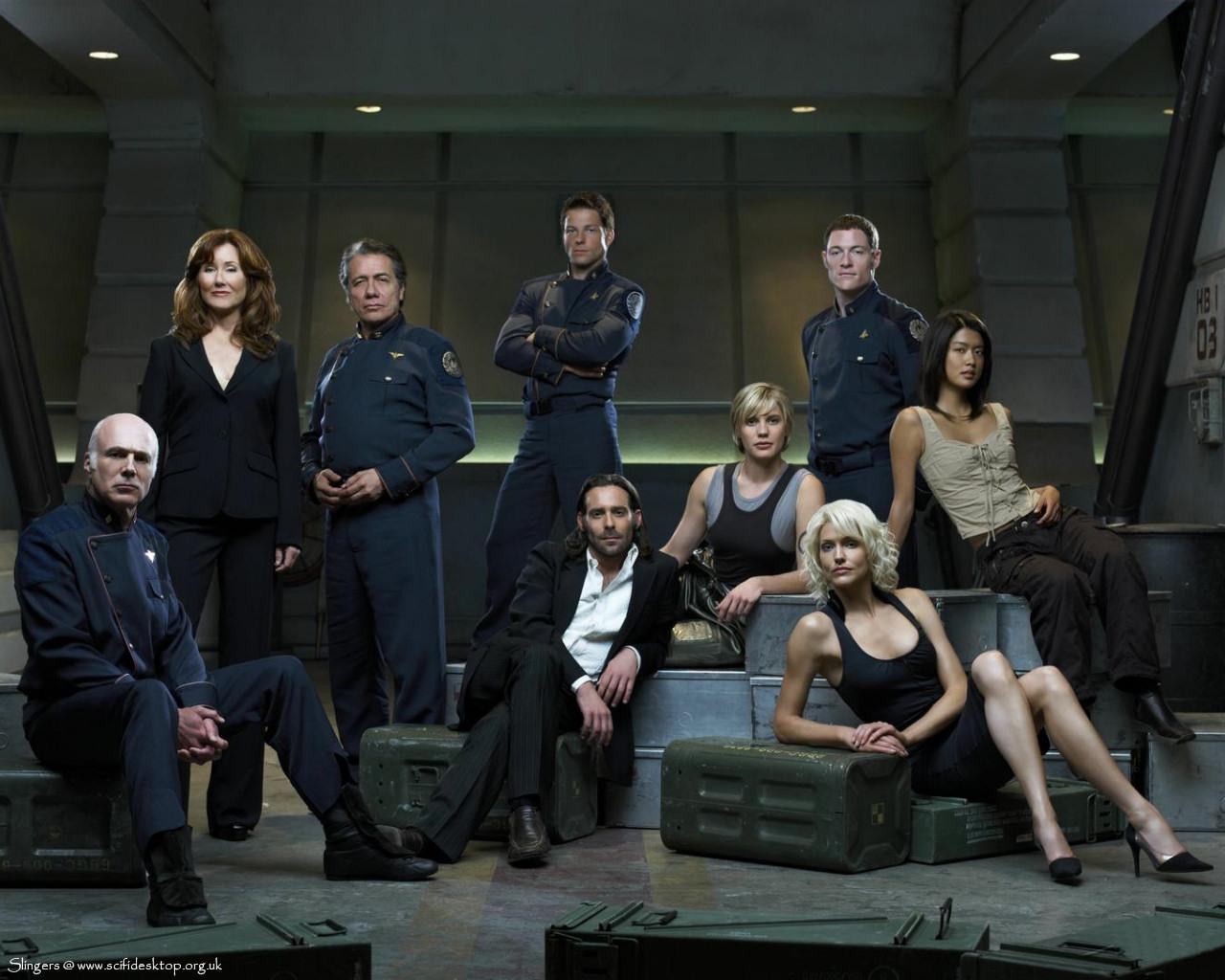 Battlestar Galactica (2003) wallpapers HD quality