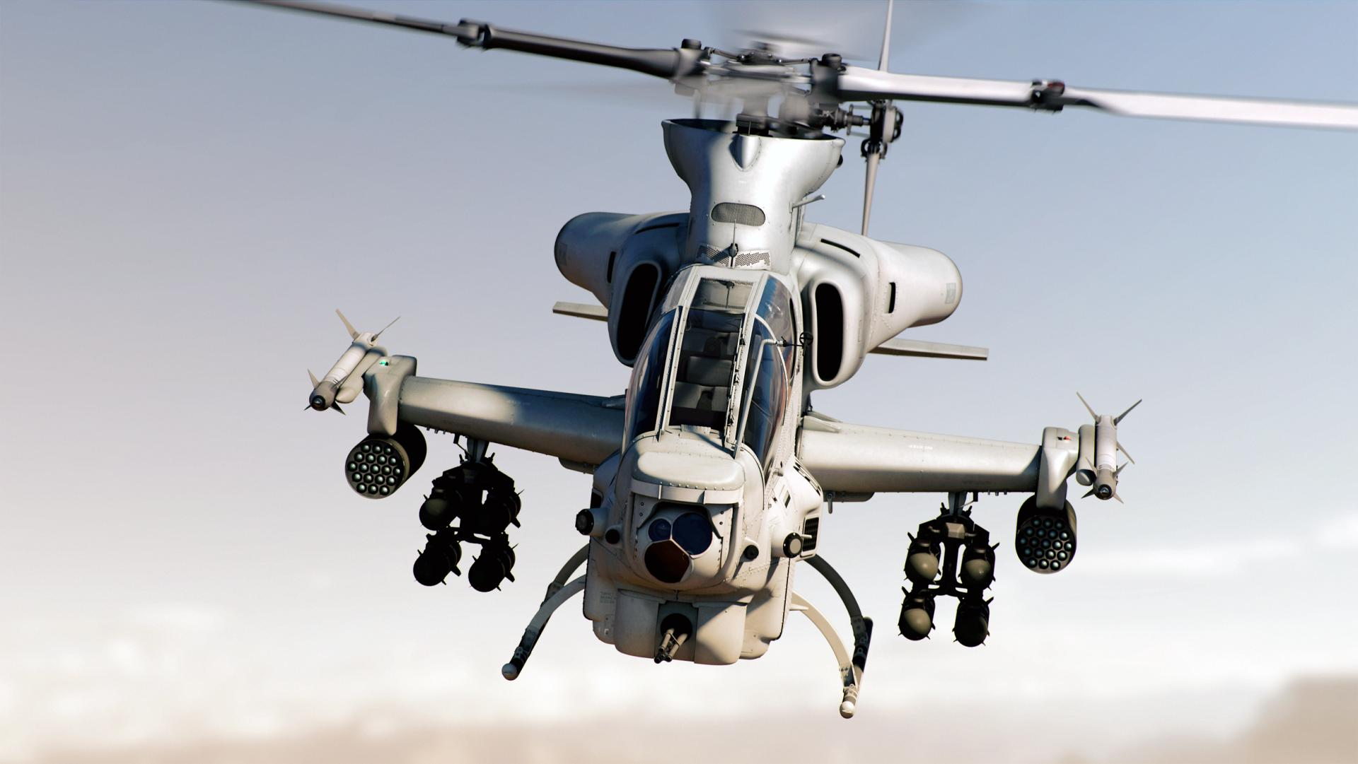 Bell AH-1Z Viper wallpapers HD quality