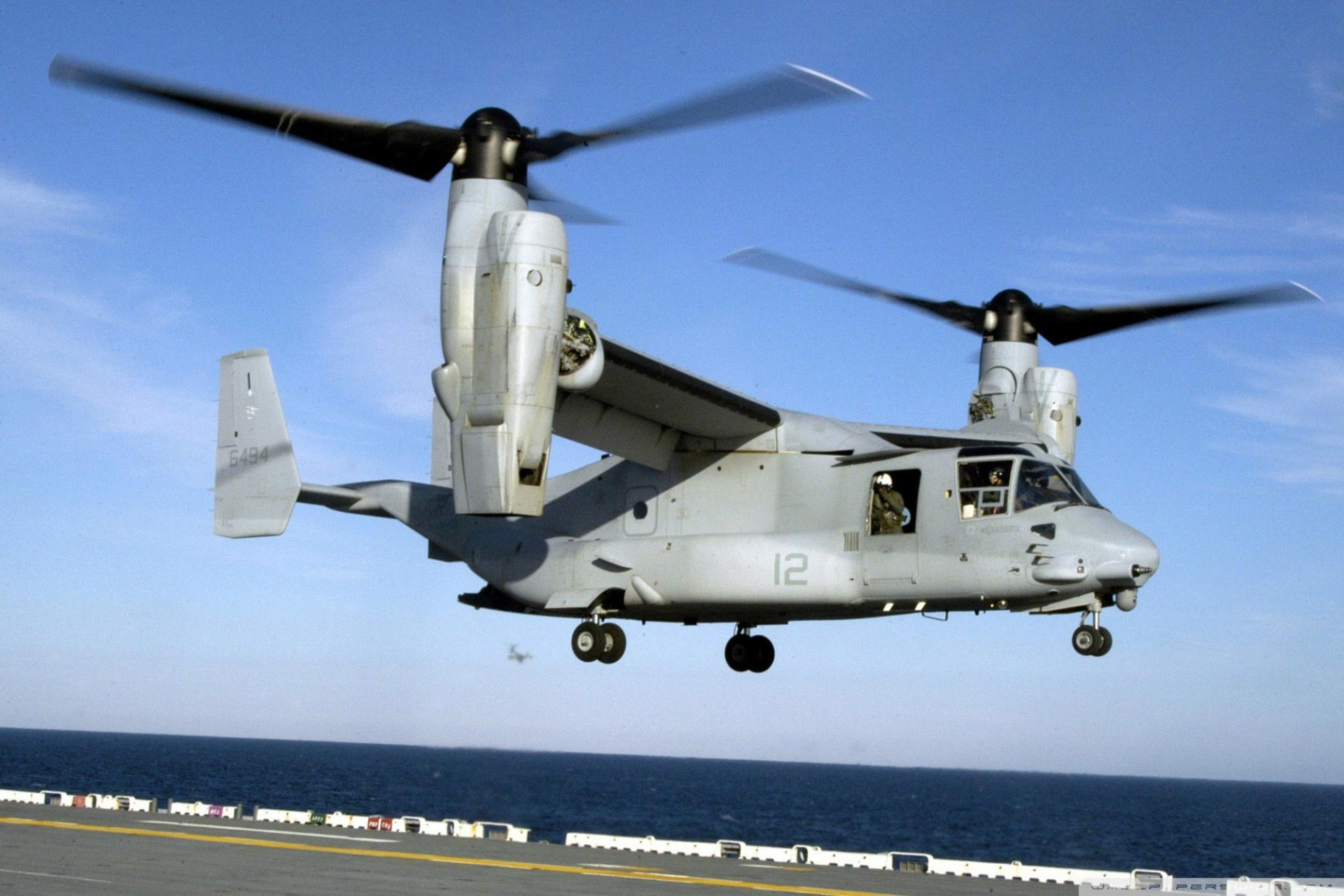Bell Boeing V-22 Osprey wallpapers HD quality