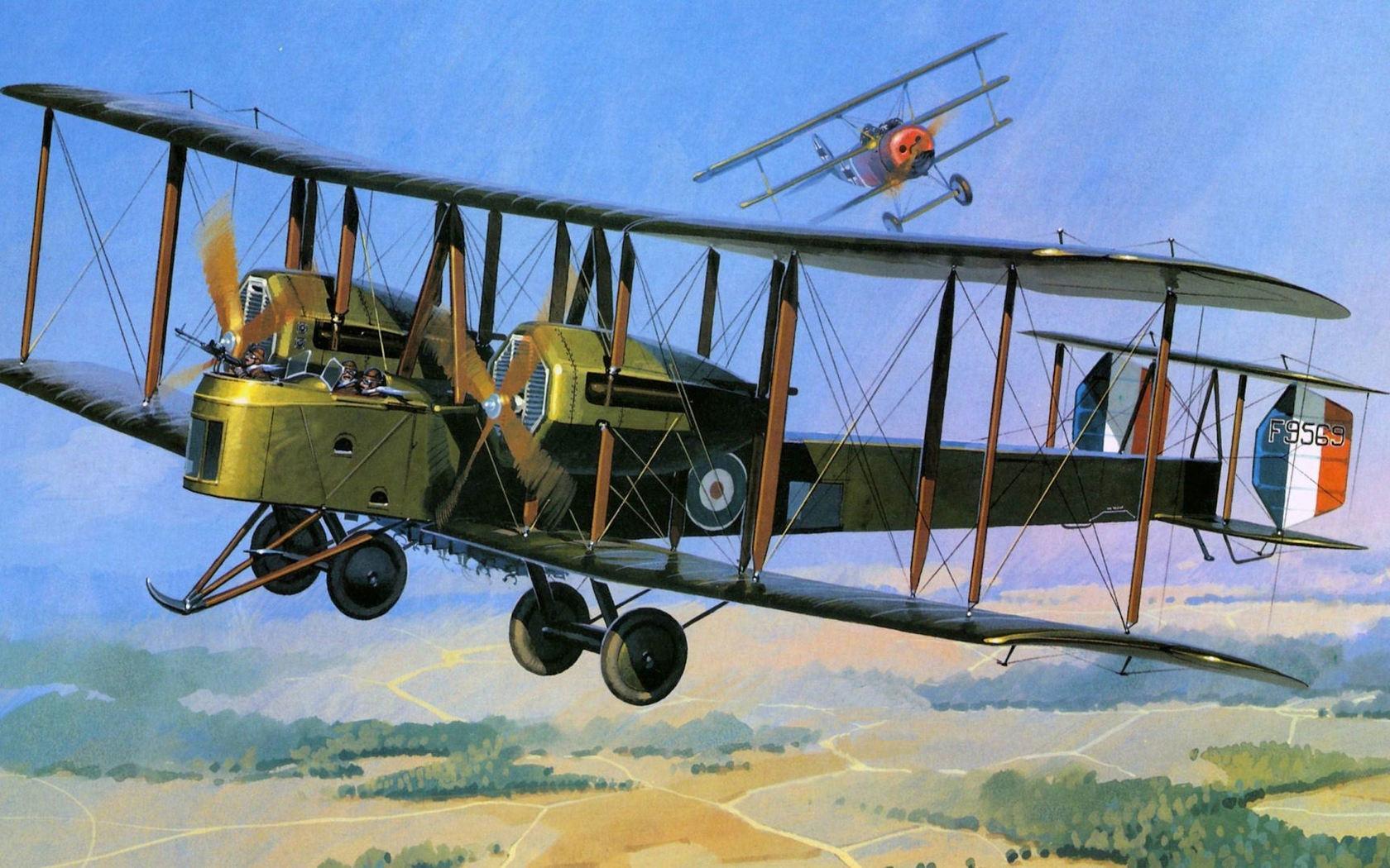Biplane wallpapers HD quality
