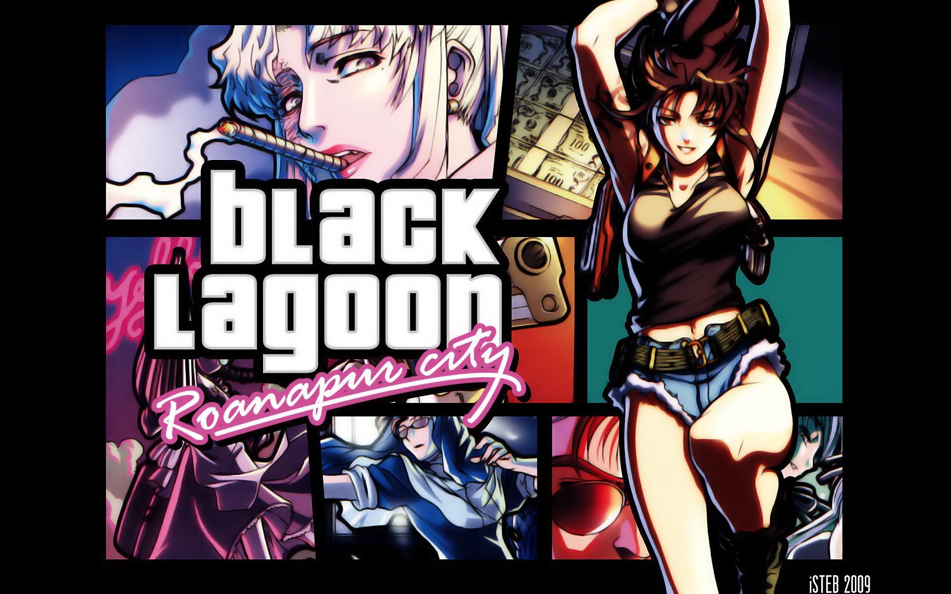 Black Lagoon Wallpaper HD Download