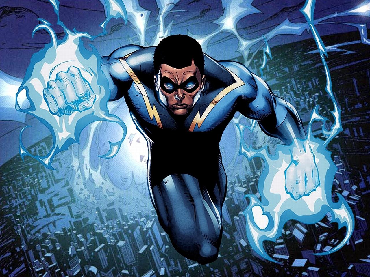 Black Lightning wallpapers HD quality