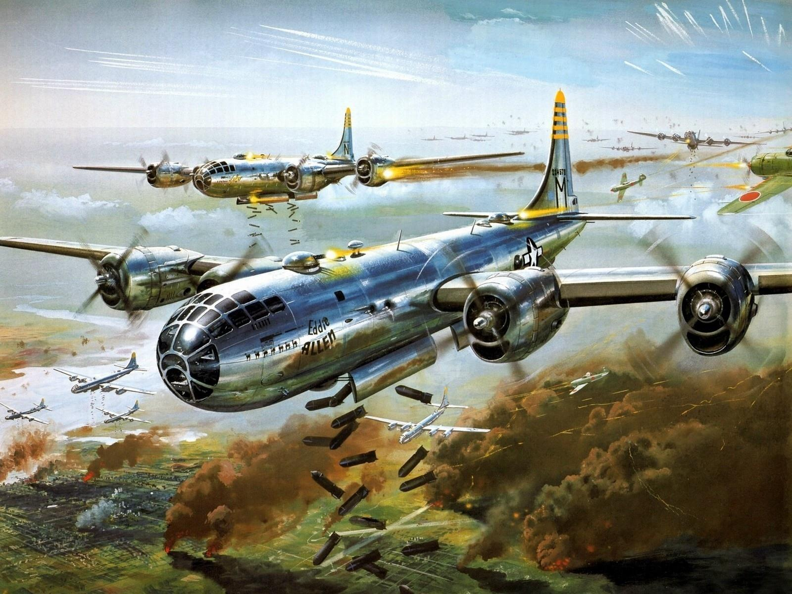 Boeing B-29 Superfortress wallpapers HD quality