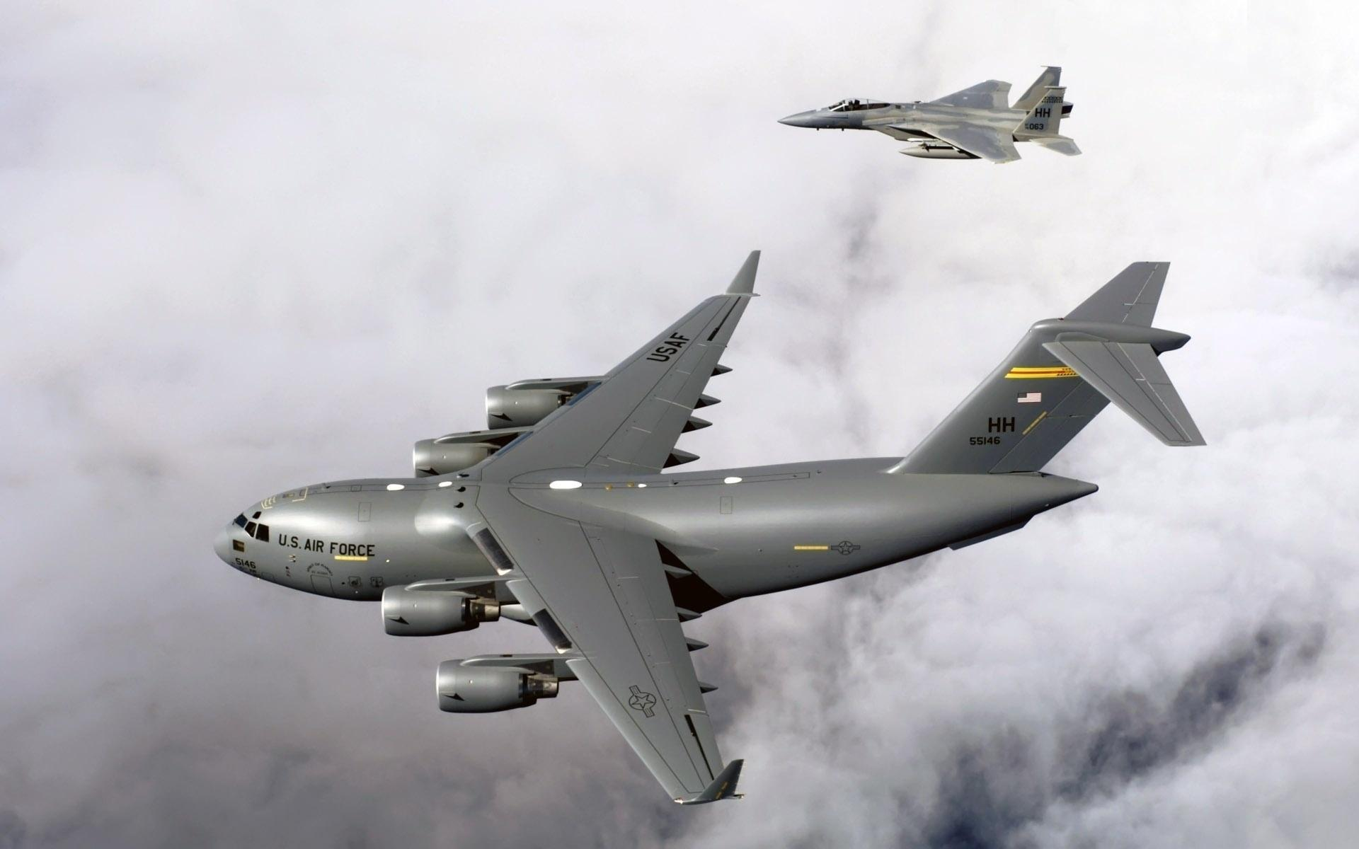 Boeing C-17 Globemaster III wallpapers HD quality