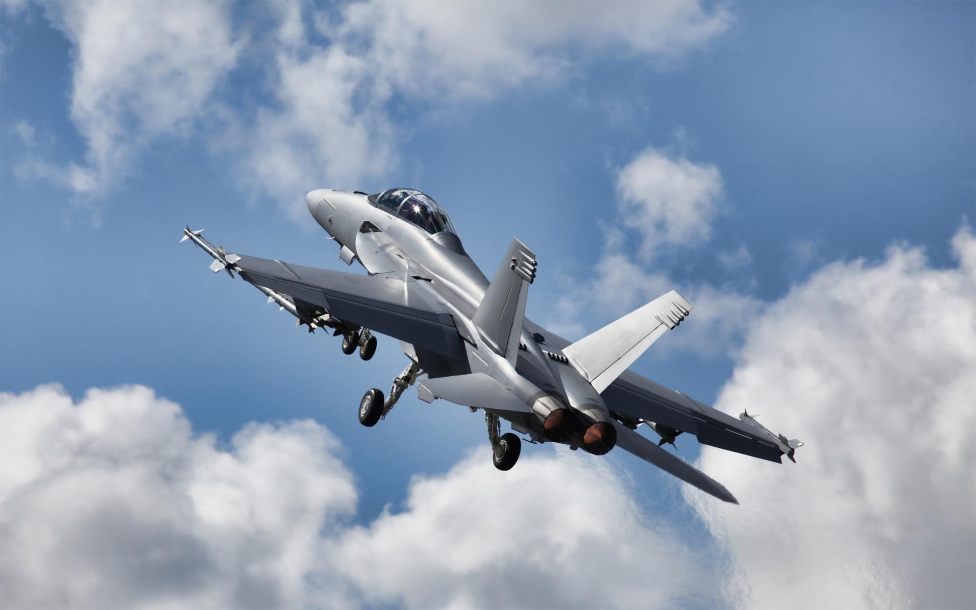 Boeing F A-18E F Super Hornet wallpapers HD quality