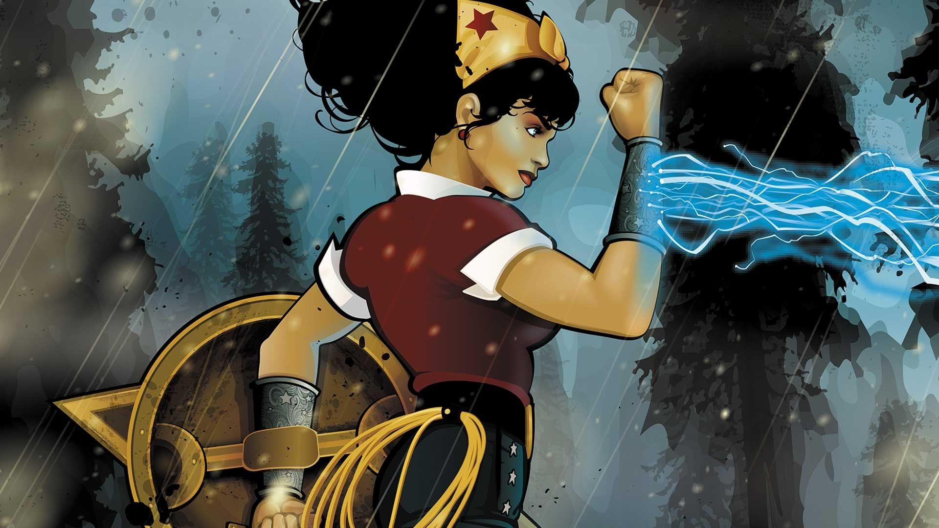 Bombshells Comics wallpapers HD quality