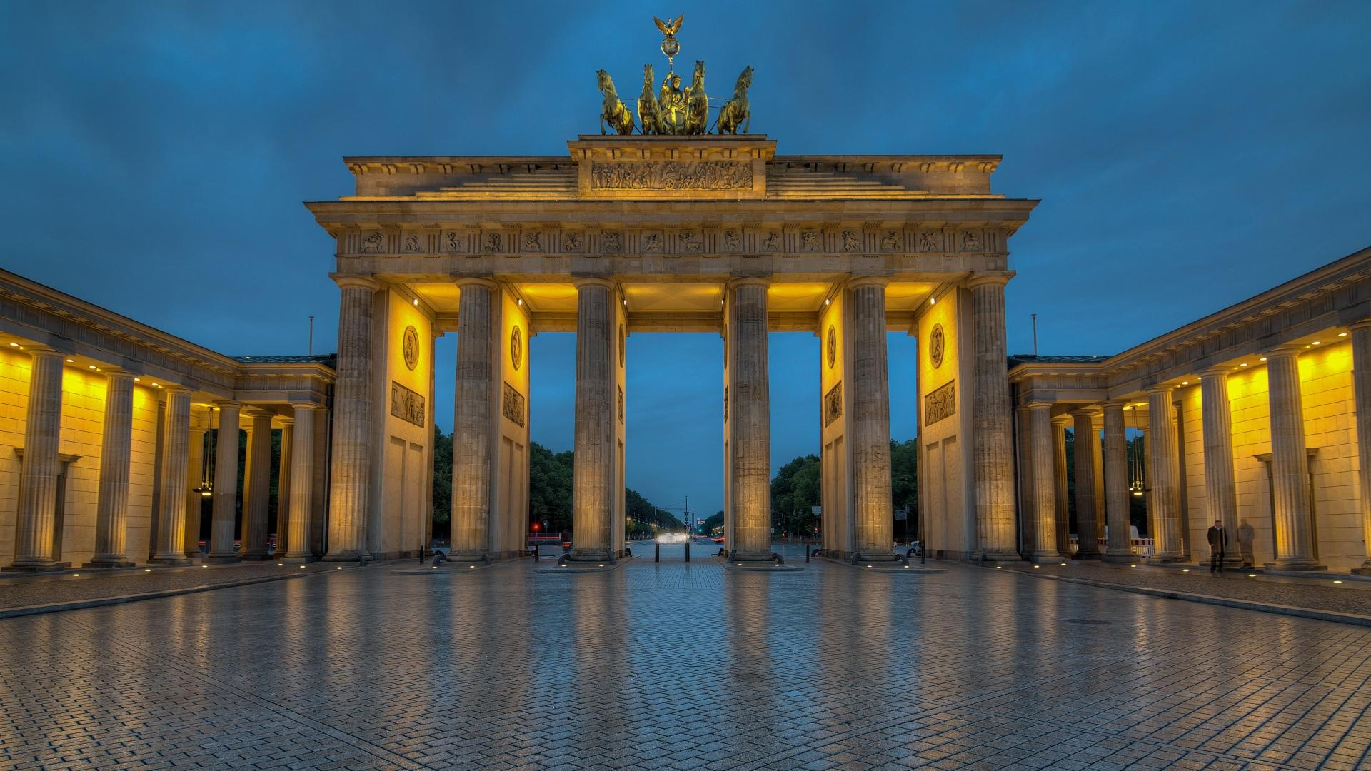 Brandenburg Gate wallpapers HD quality