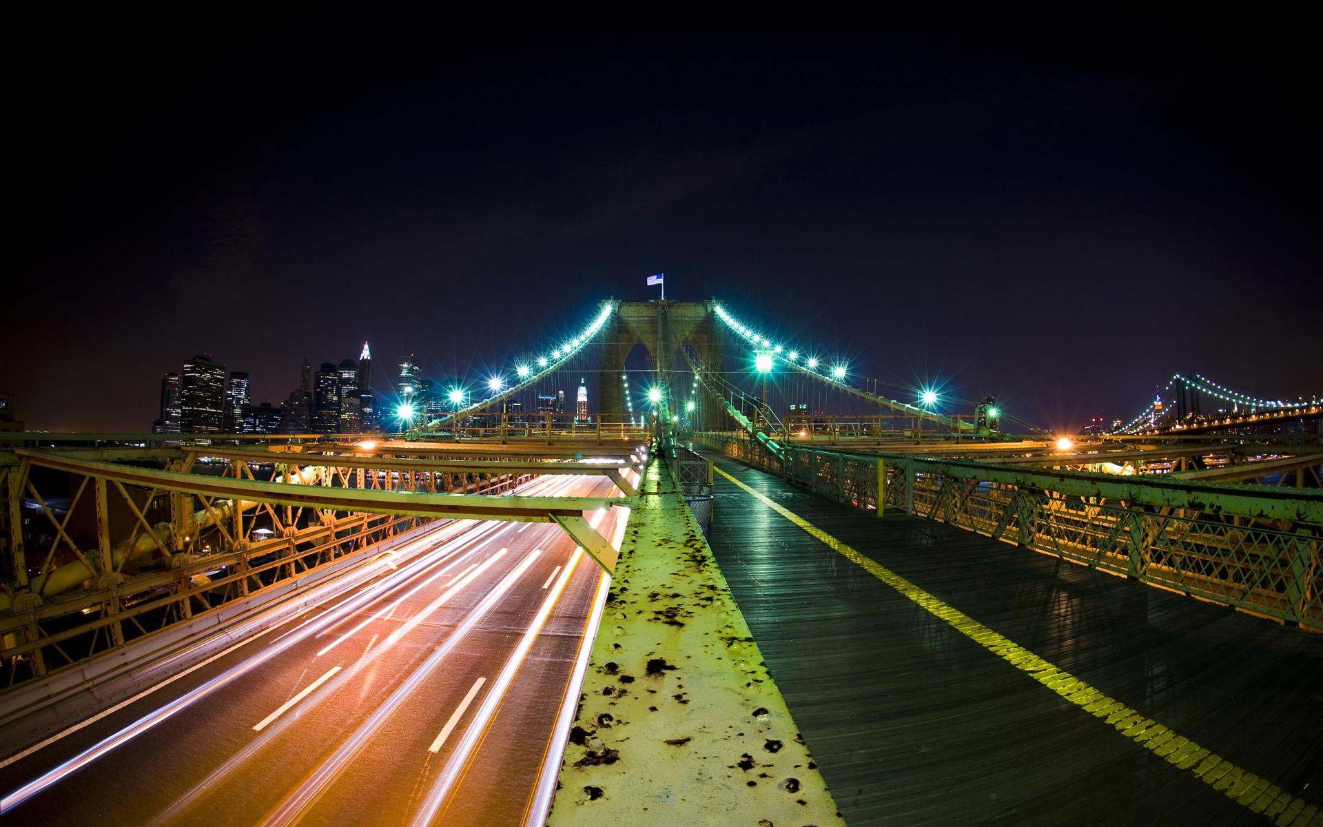 Brooklyn Bridge wallpapers HD quality