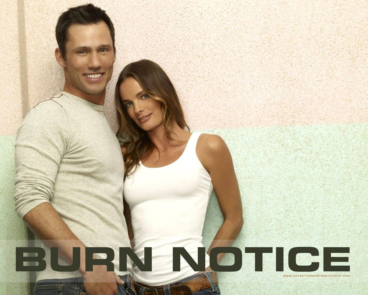 Burn Notice wallpapers HD quality