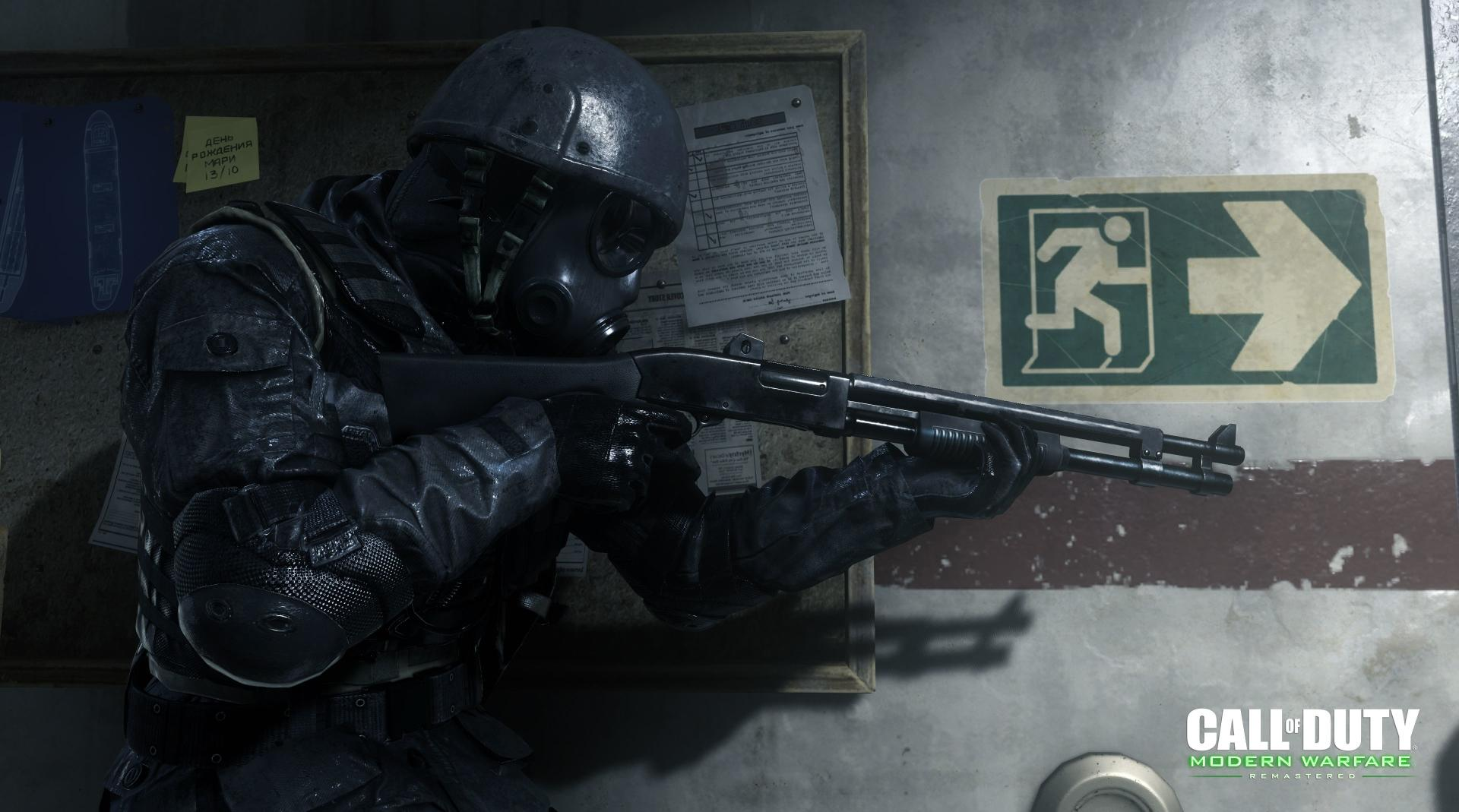 Call Of Duty Modern Warfare Remastered wallpapers HD quality