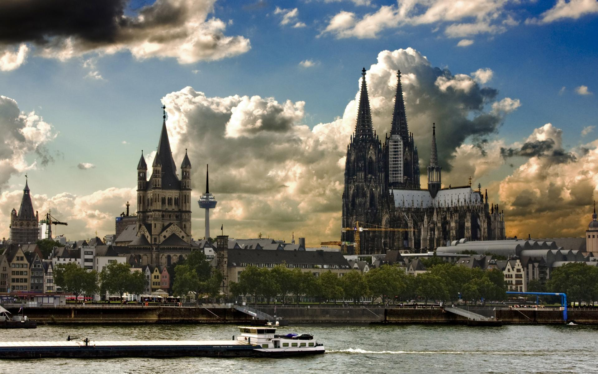 Cologne Cathedral wallpapers HD quality