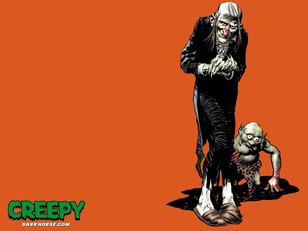Creepy Comics wallpapers HD quality
