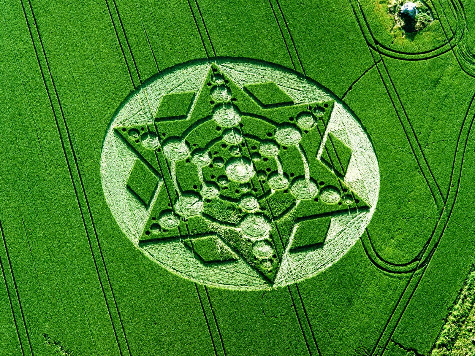 Crop Circles wallpapers HD quality