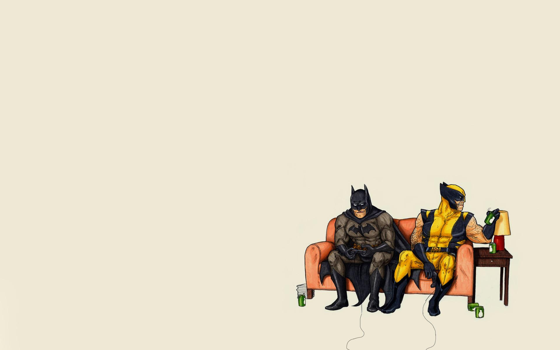 Crossover Comics wallpapers HD quality