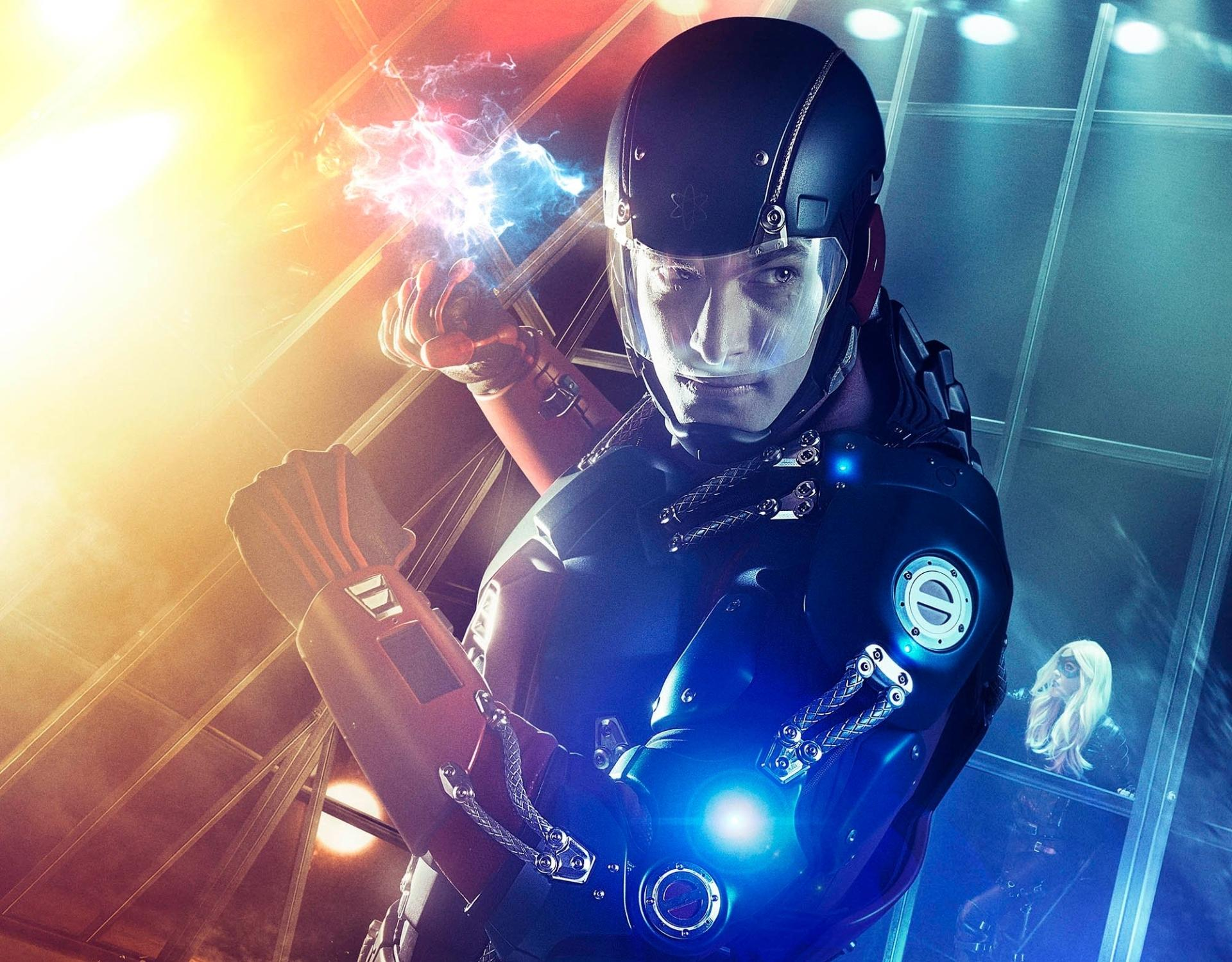 DC s Legends Of Tomorrow wallpapers HD quality