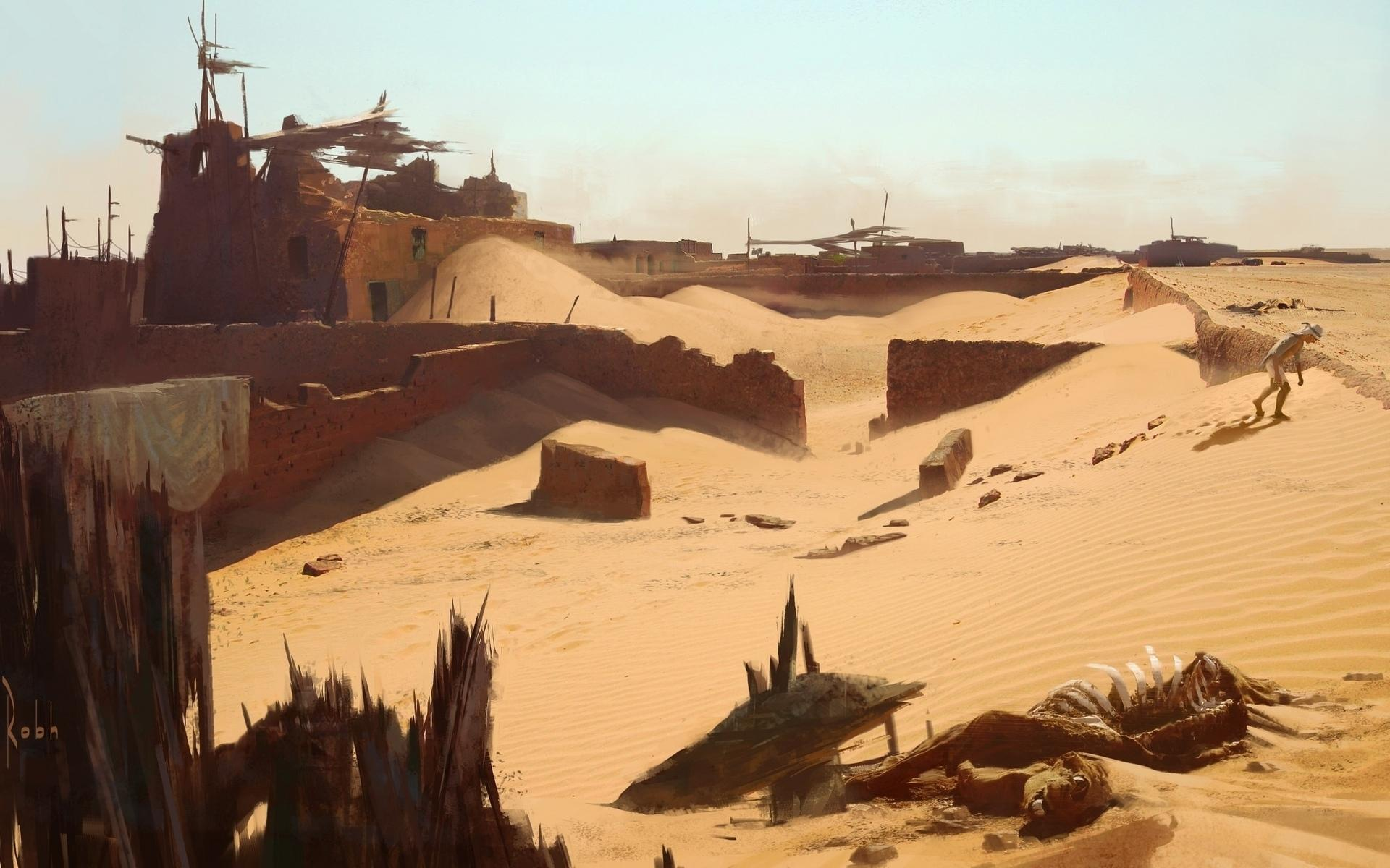 Desert Artistic wallpapers HD quality