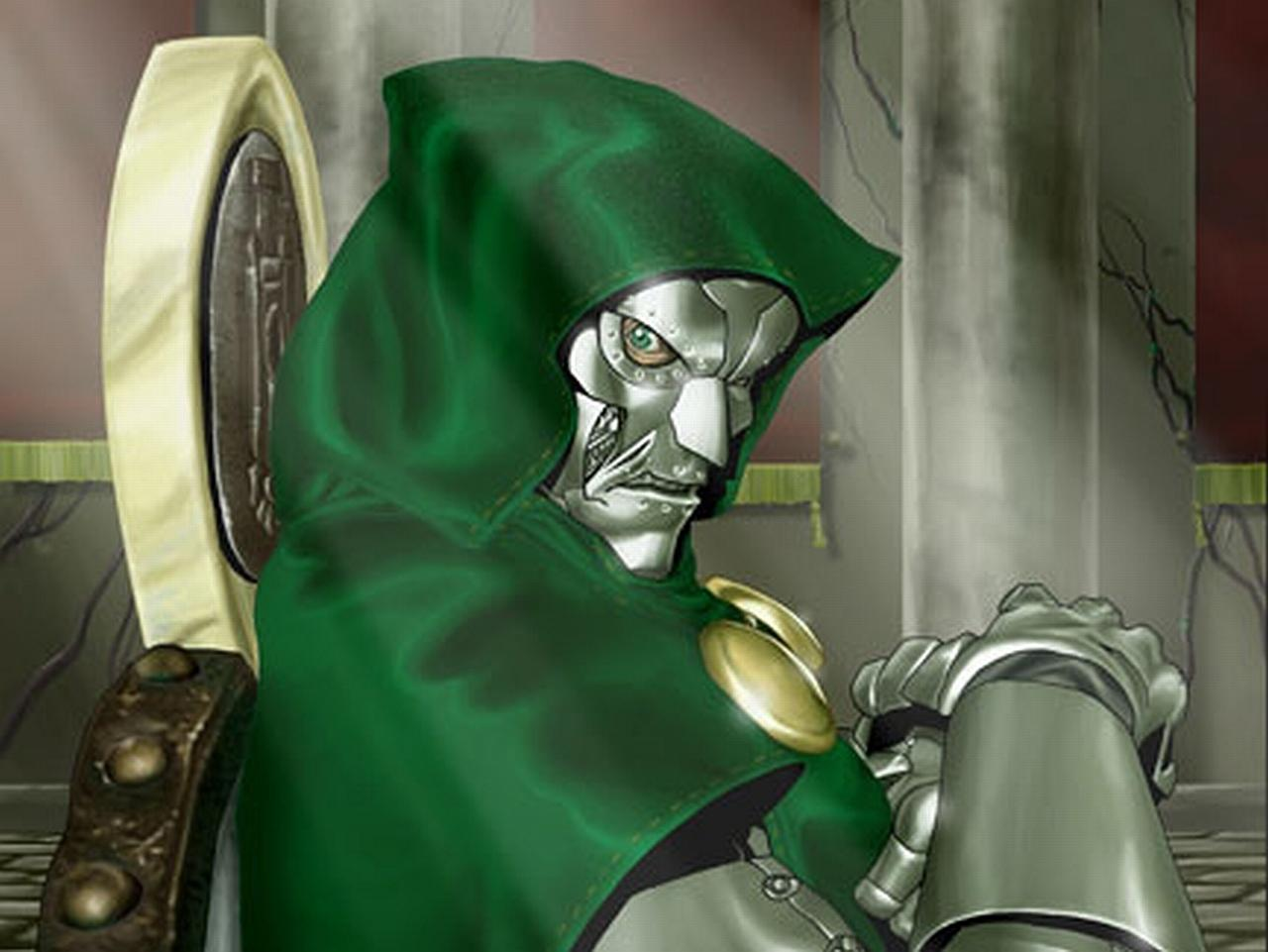 Doctor Doom wallpapers HD quality