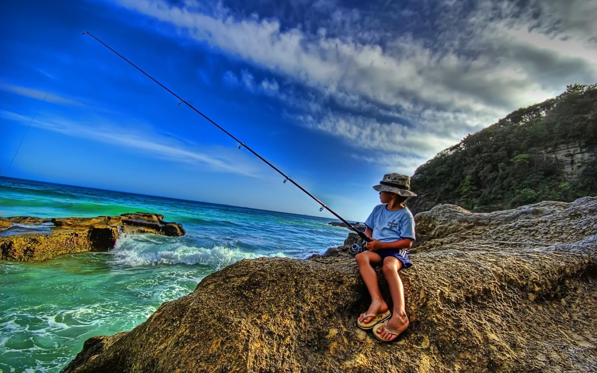 Fisherman Photography wallpapers HD quality