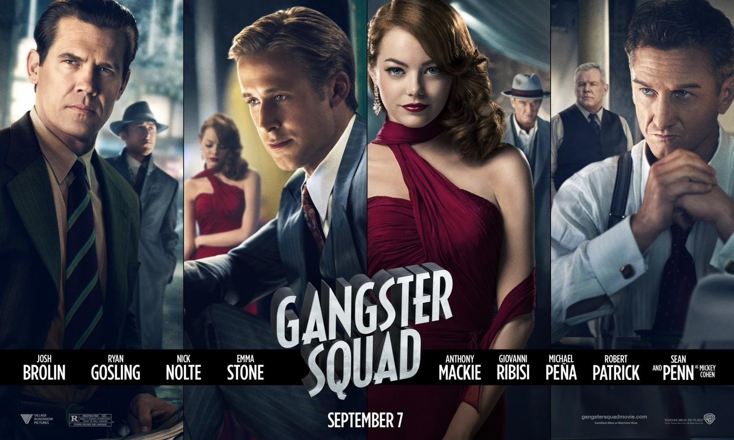 Gangster Squad wallpapers HD quality