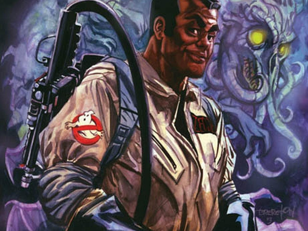 Ghostbusters Comics wallpapers HD quality