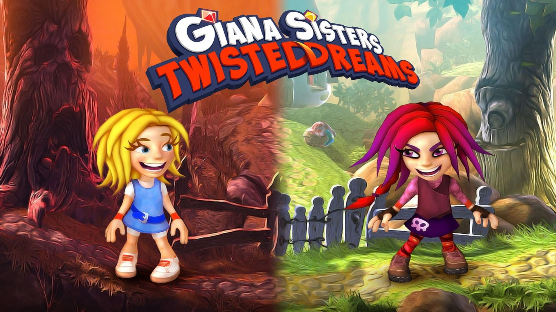 Giana Sisters Twisted Dreams wallpapers HD quality