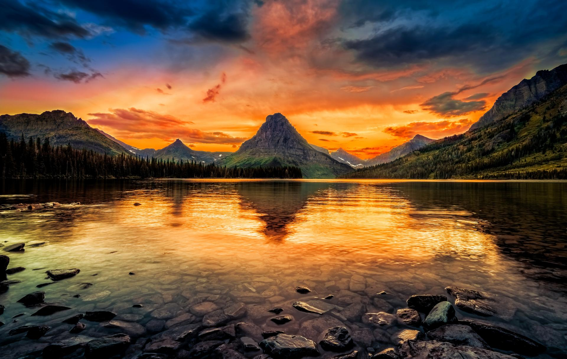 Glacier National Park wallpapers HD quality