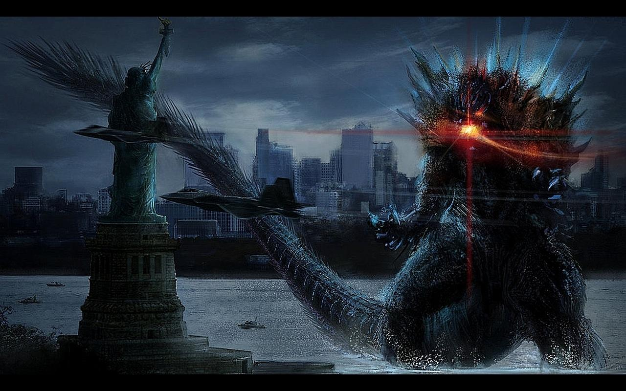 Godzilla (2014) Wallpaper HD Download