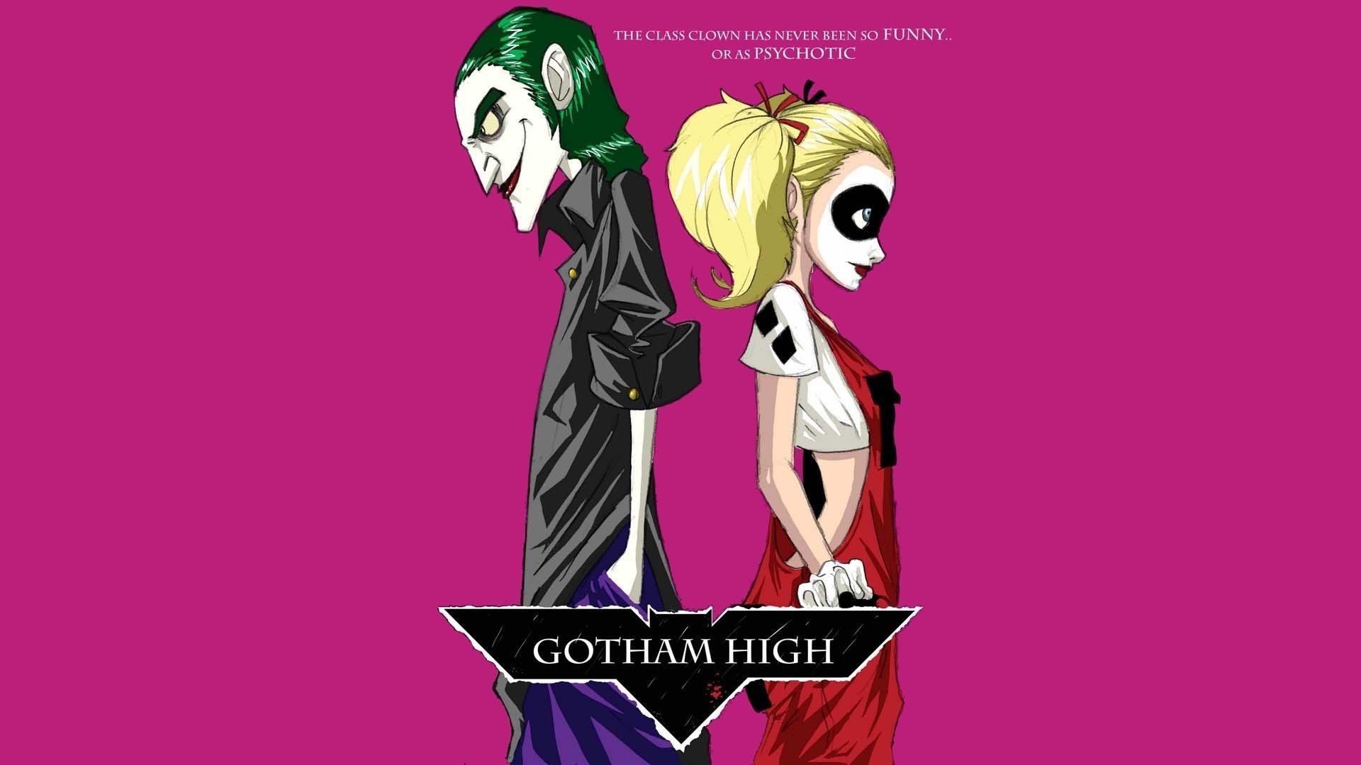 Gotham High wallpapers HD quality