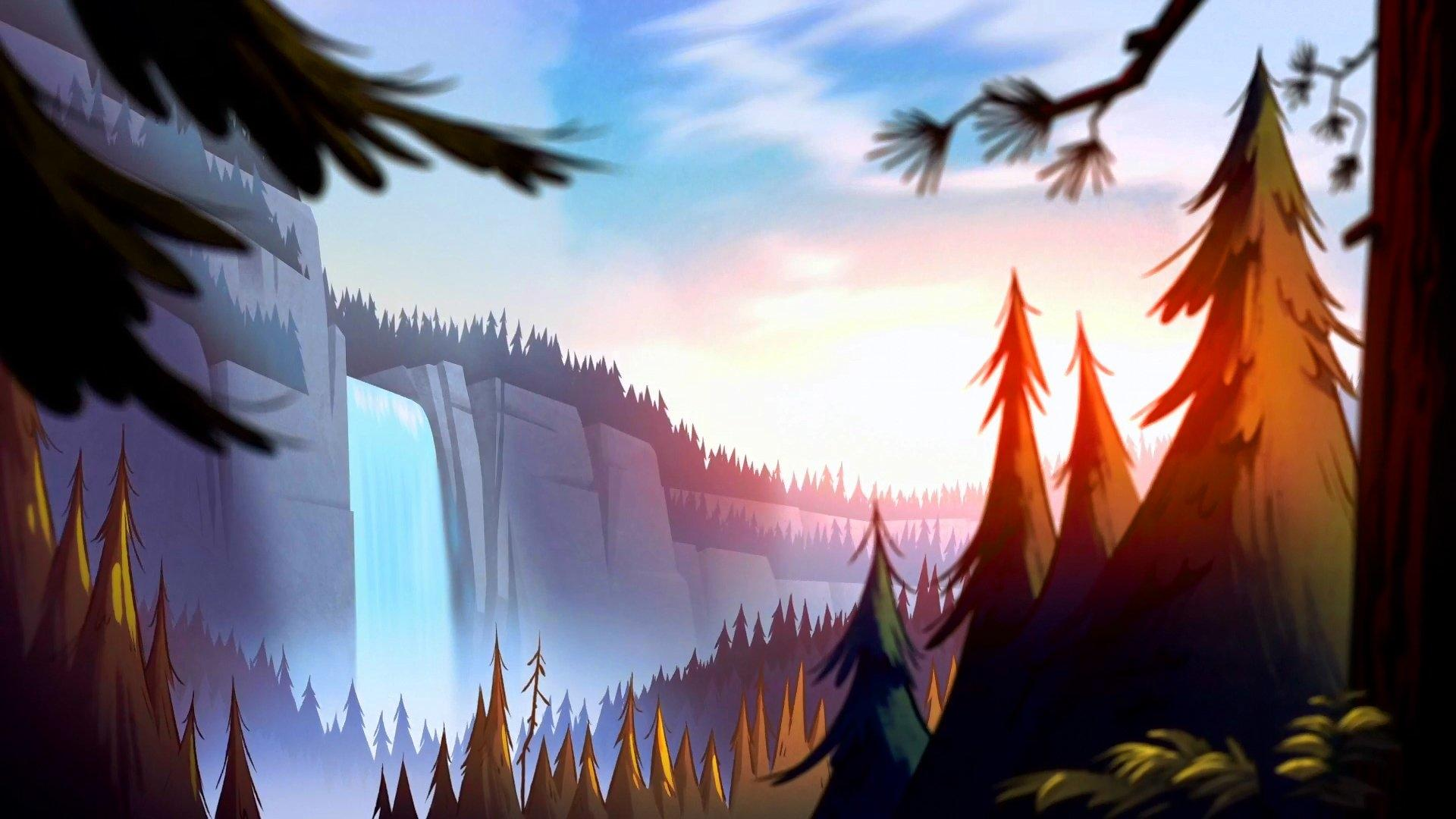 Gravity Falls wallpapers HD quality