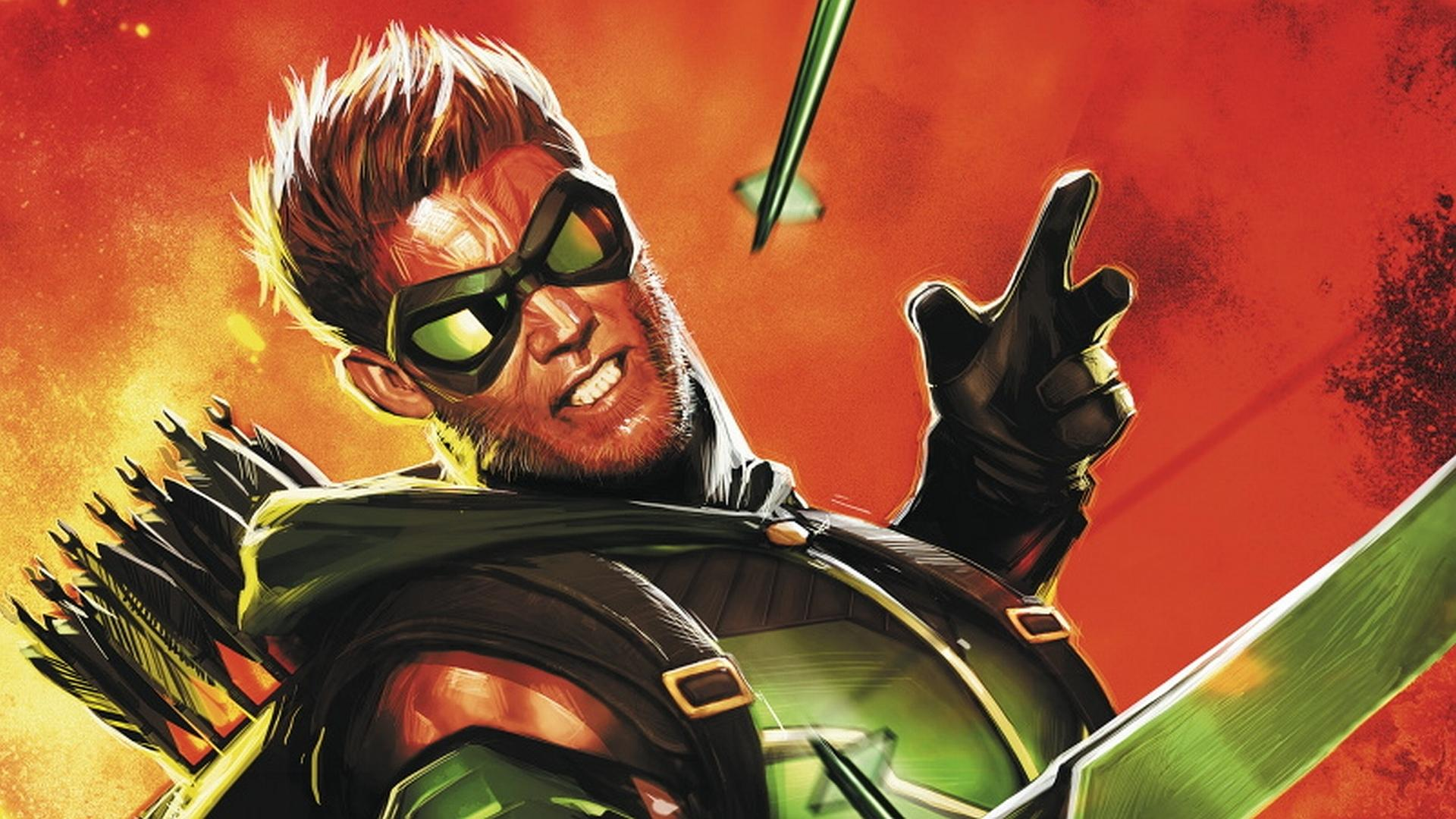Green Arrow wallpapers HD quality