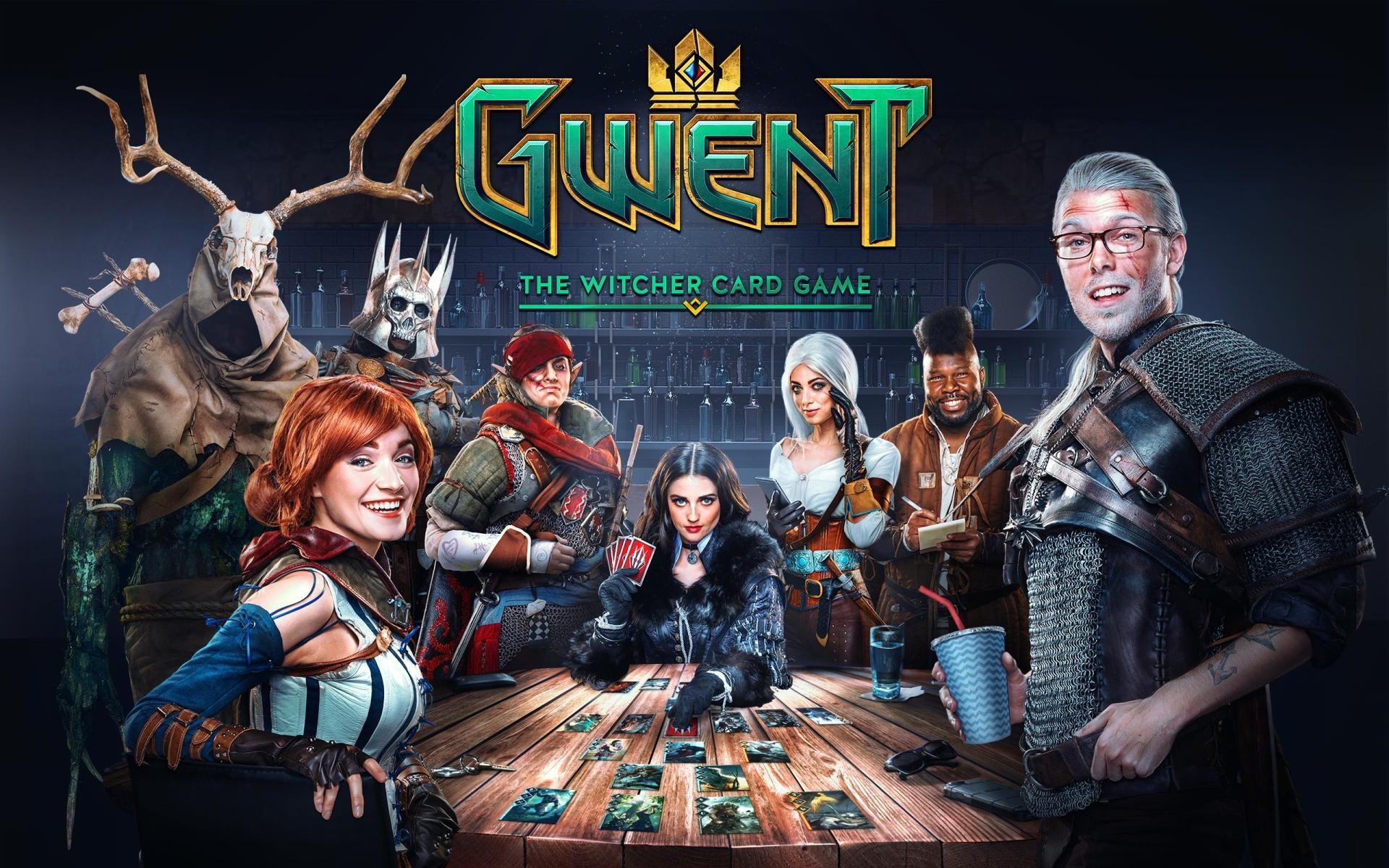 the witcher 3 how to play gwent