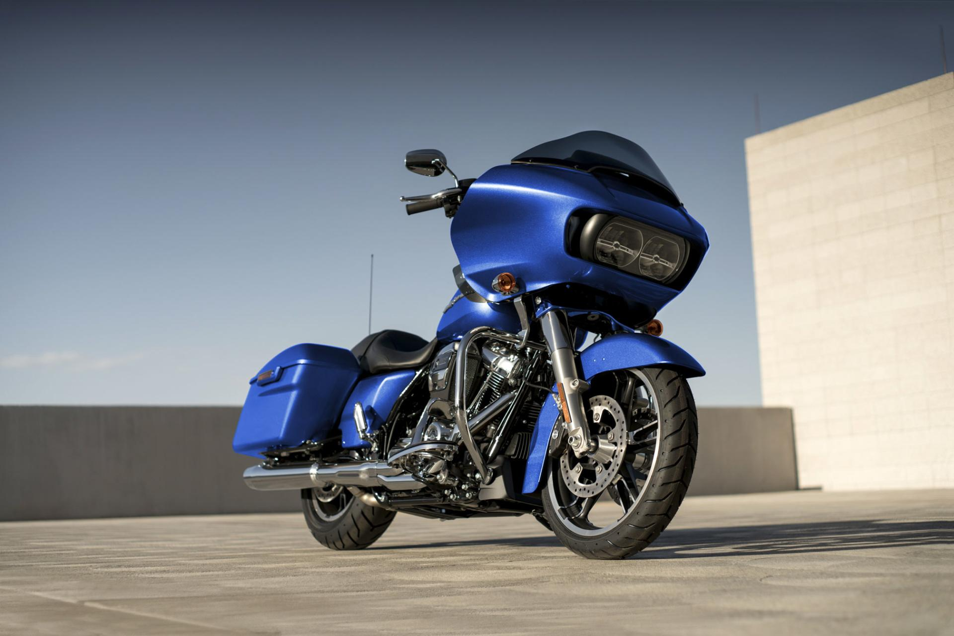 Harley-Davidson Road Glide wallpapers HD quality