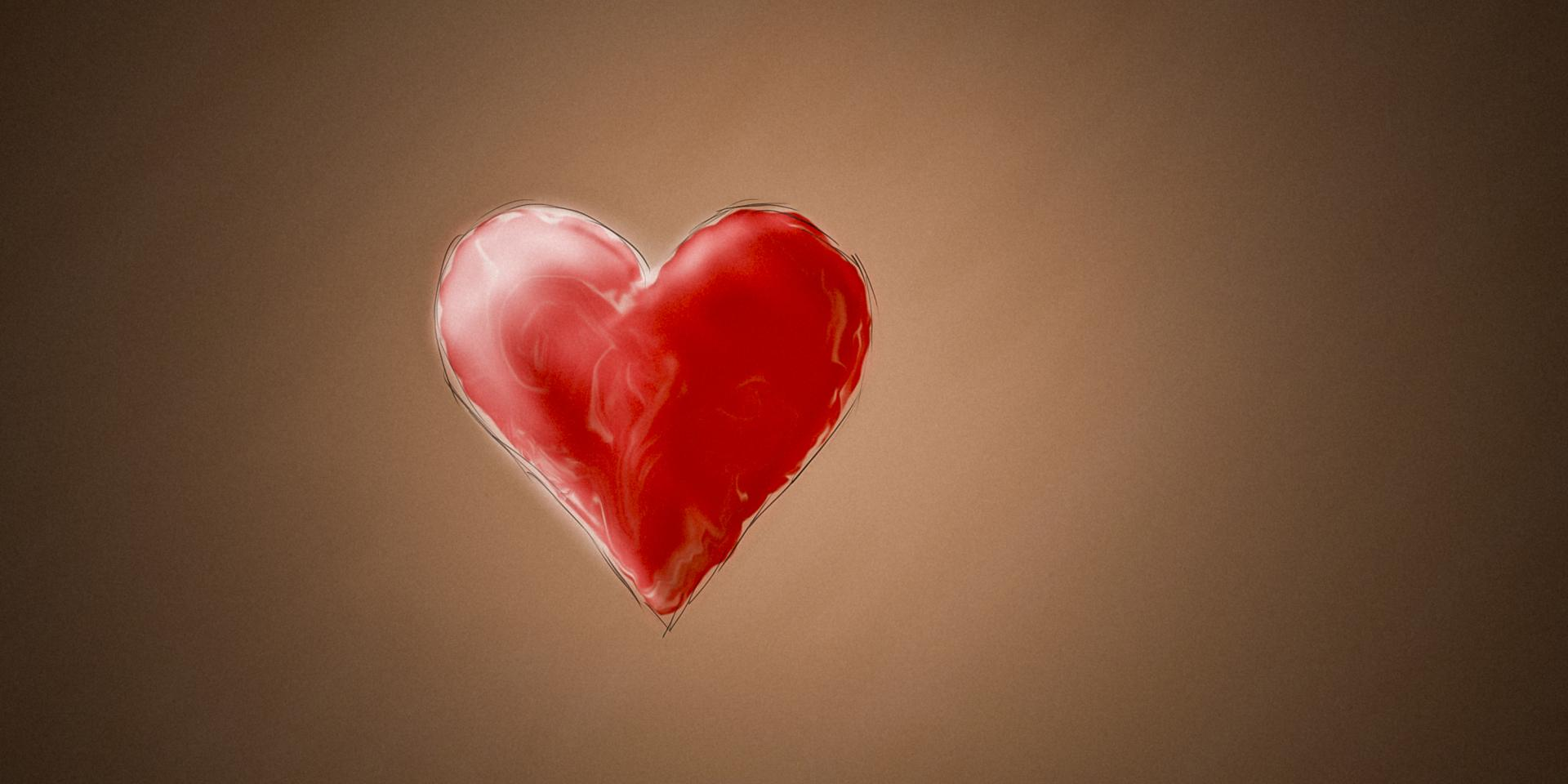 Heart Artistic wallpapers HD quality