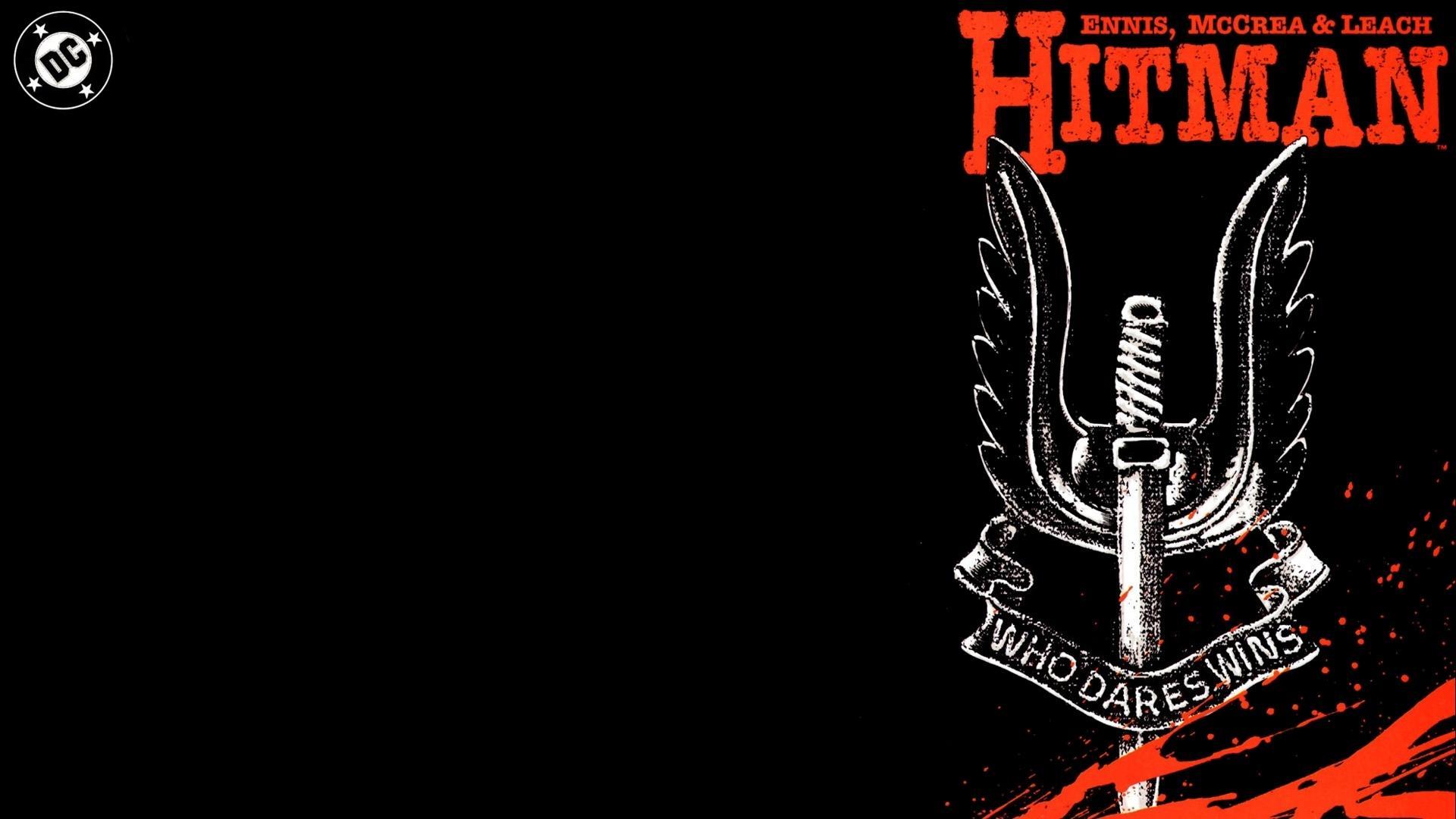 Hitman Comics wallpapers HD quality