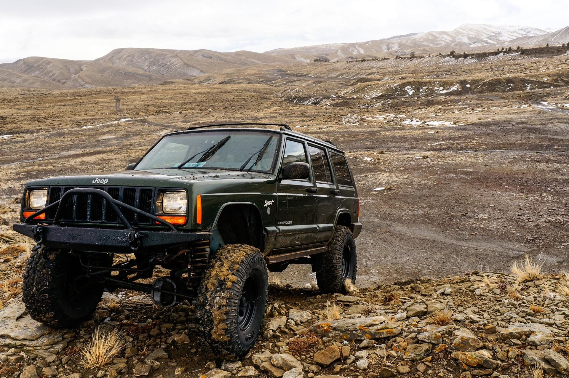 Jeep Cherokee wallpapers HD quality
