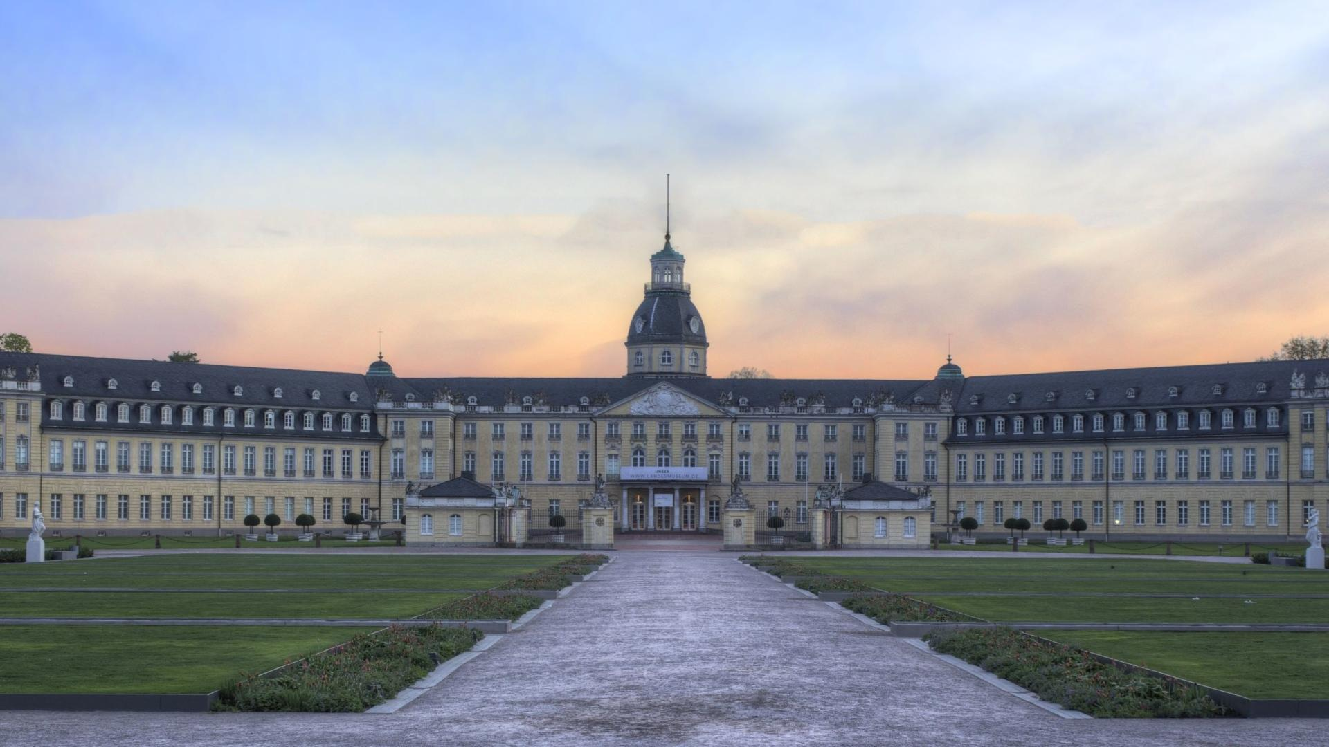 Karlsruhe Palace wallpapers HD quality