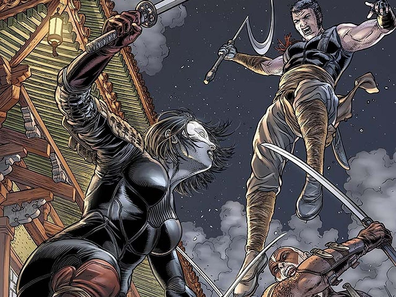 Katana Comics wallpapers HD quality