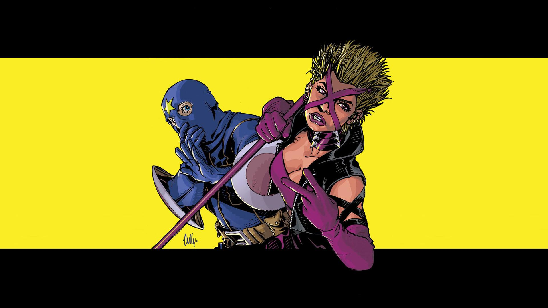 Kick-Ass Comics wallpapers HD quality