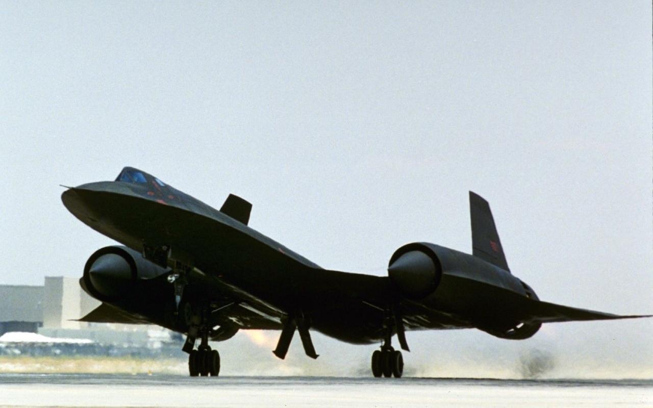 Lockheed SR-71 Blackbird wallpapers HD quality
