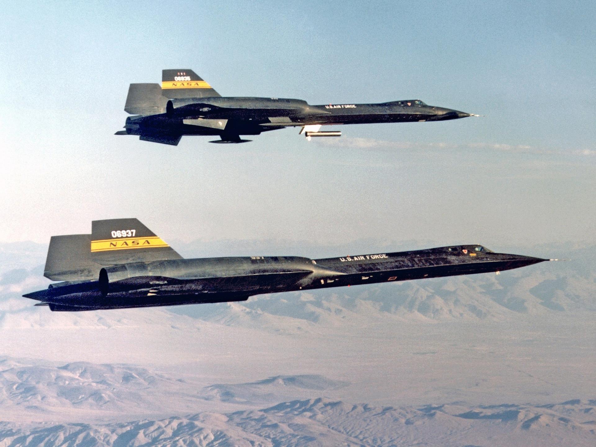 Lockheed YF-12 wallpapers HD quality