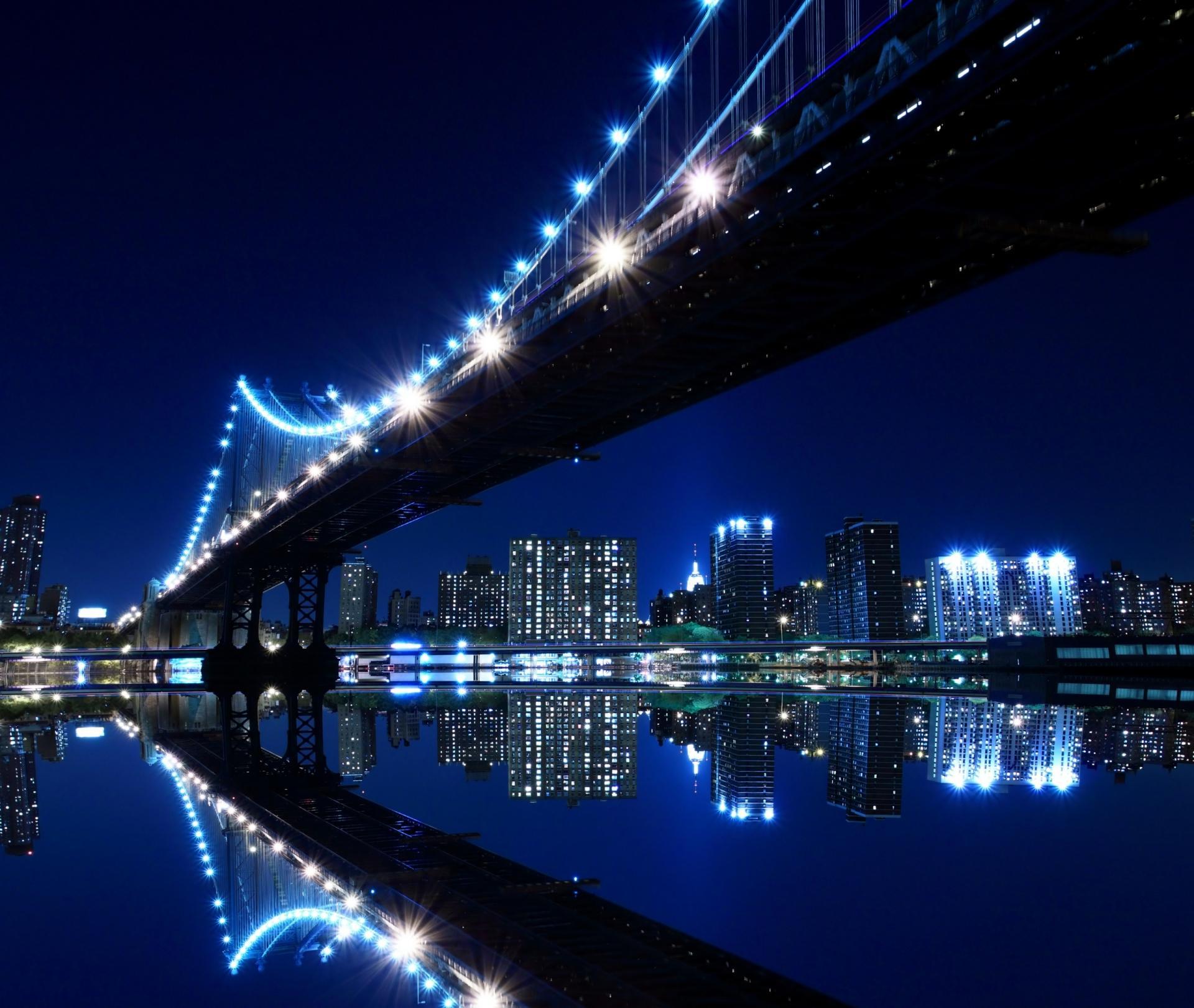 Manhattan Bridge wallpapers HD quality
