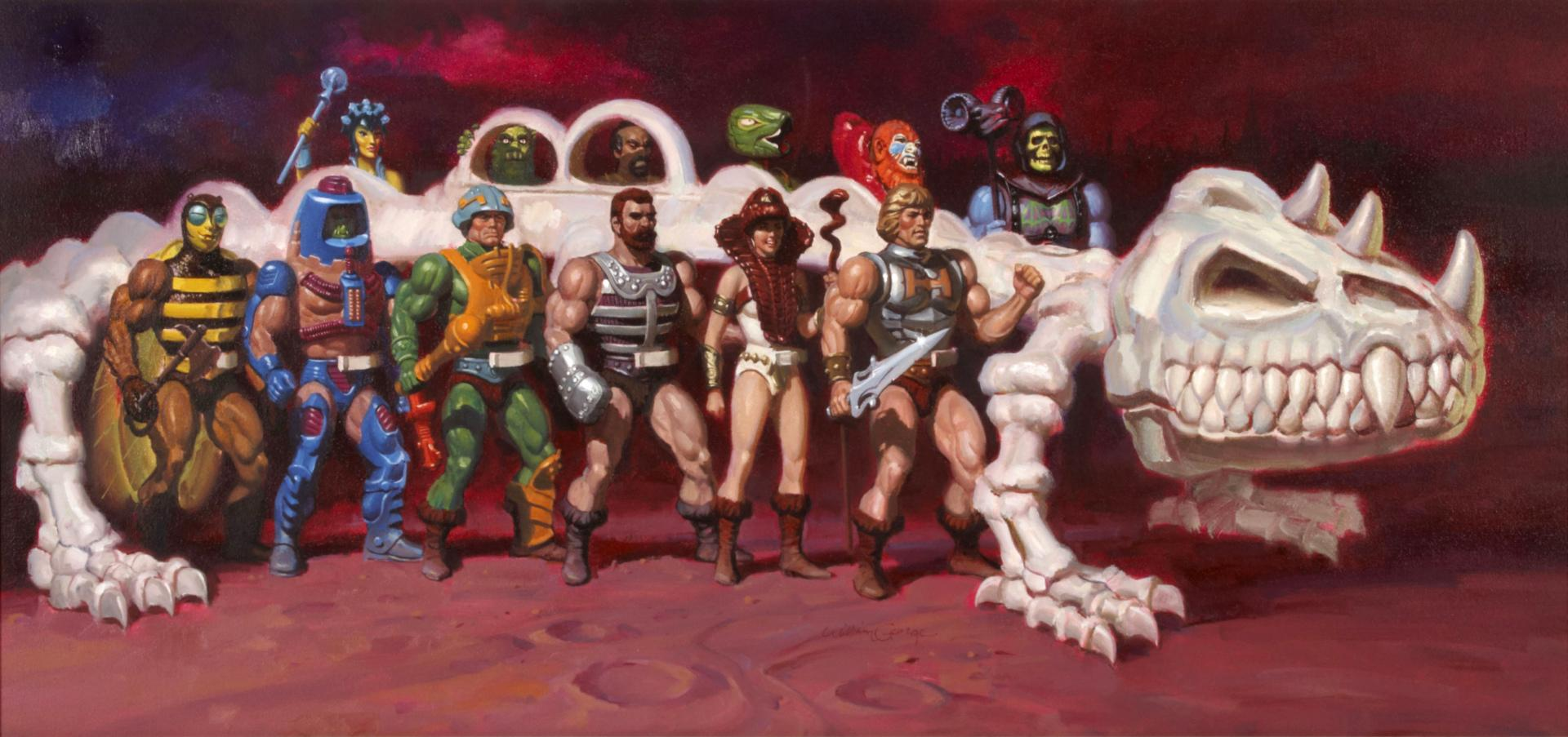 Masters Of The Universe wallpapers HD quality