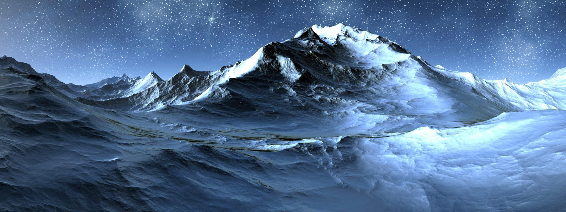 Mountain Artistic wallpapers HD quality