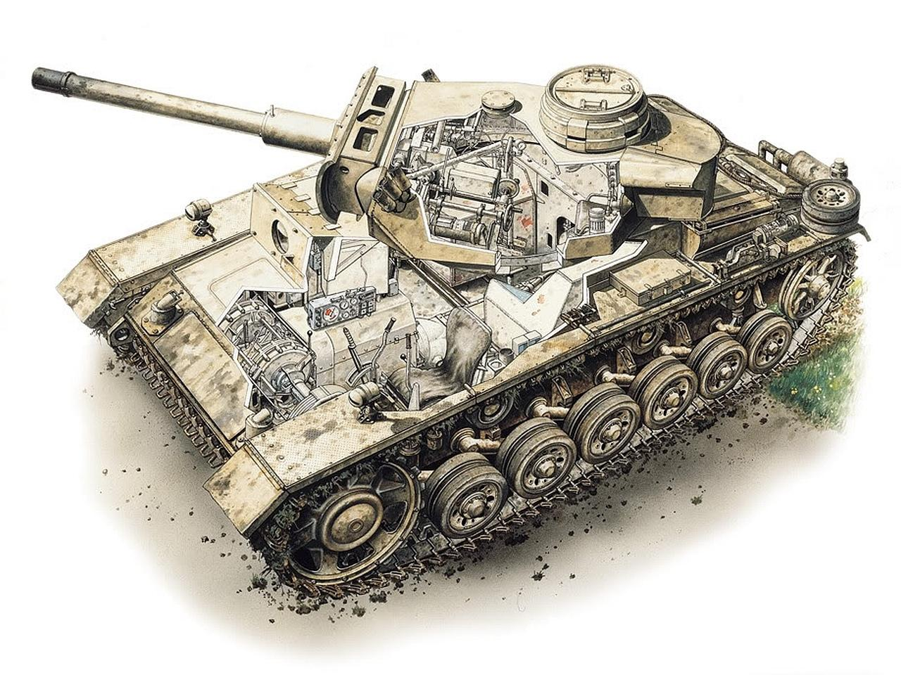 Panzer III wallpapers HD quality