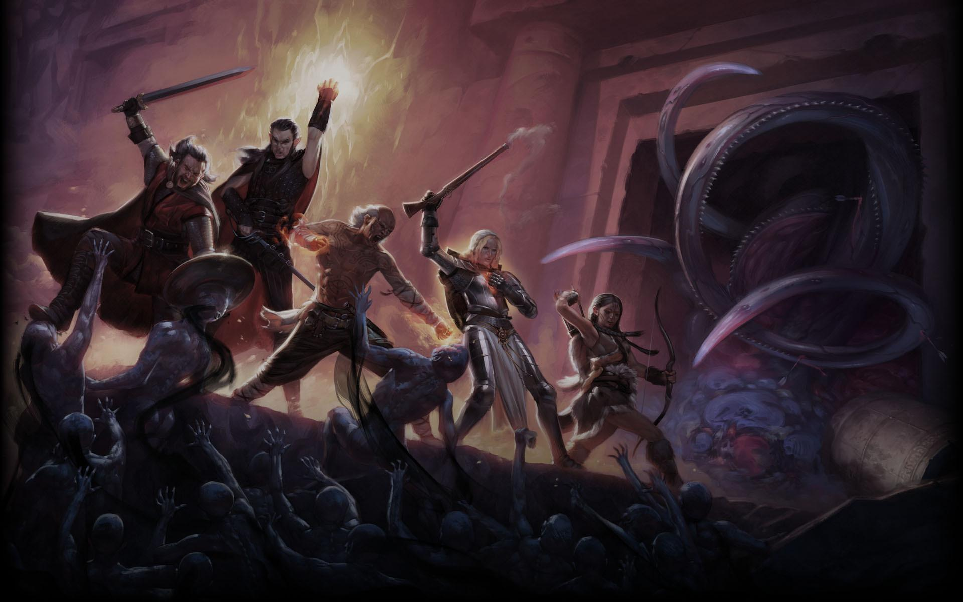 Pillars Of Eternity Background: Pillars Of Eternity Wallpaper HD Download