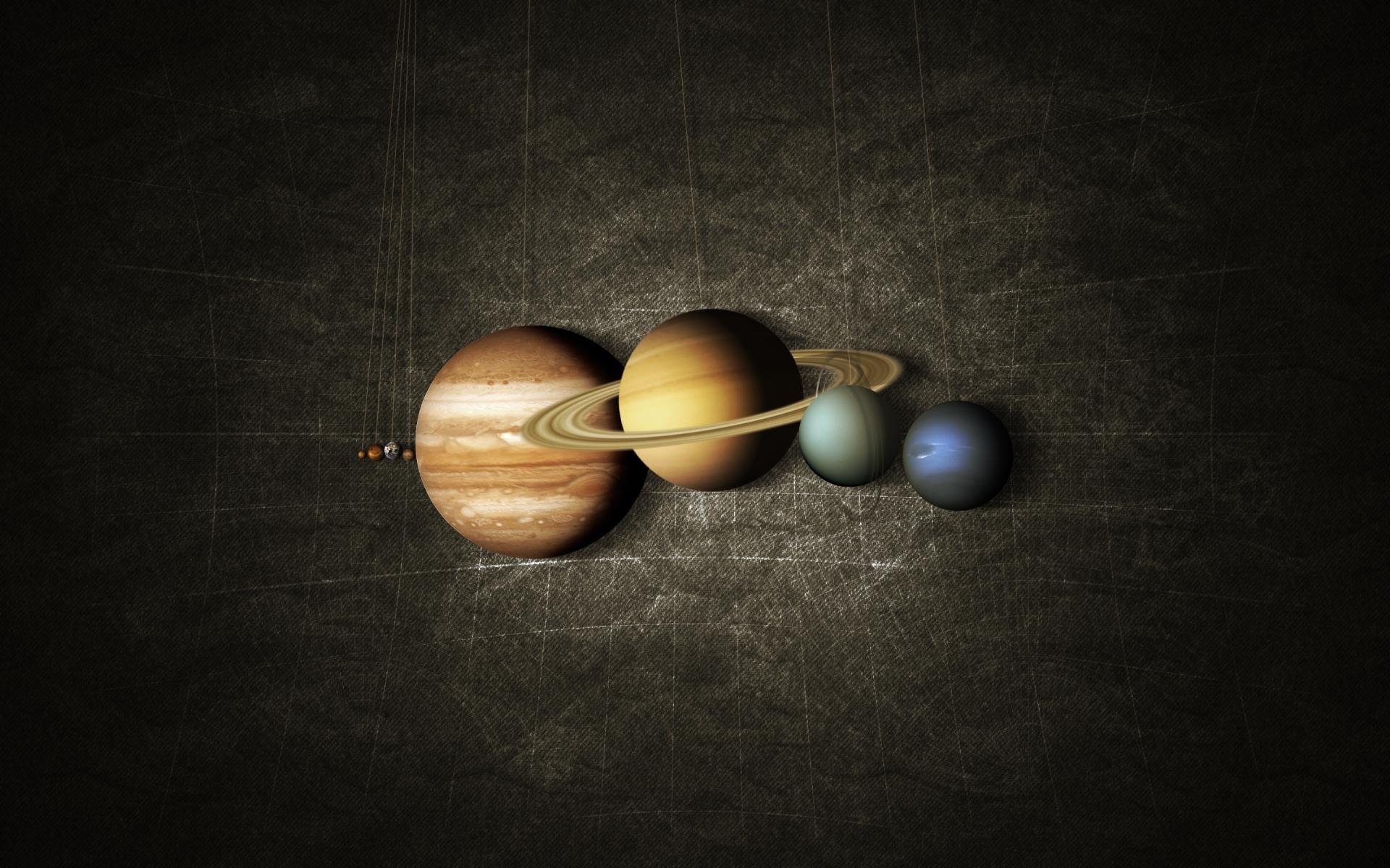 Planets Artistic wallpapers HD quality