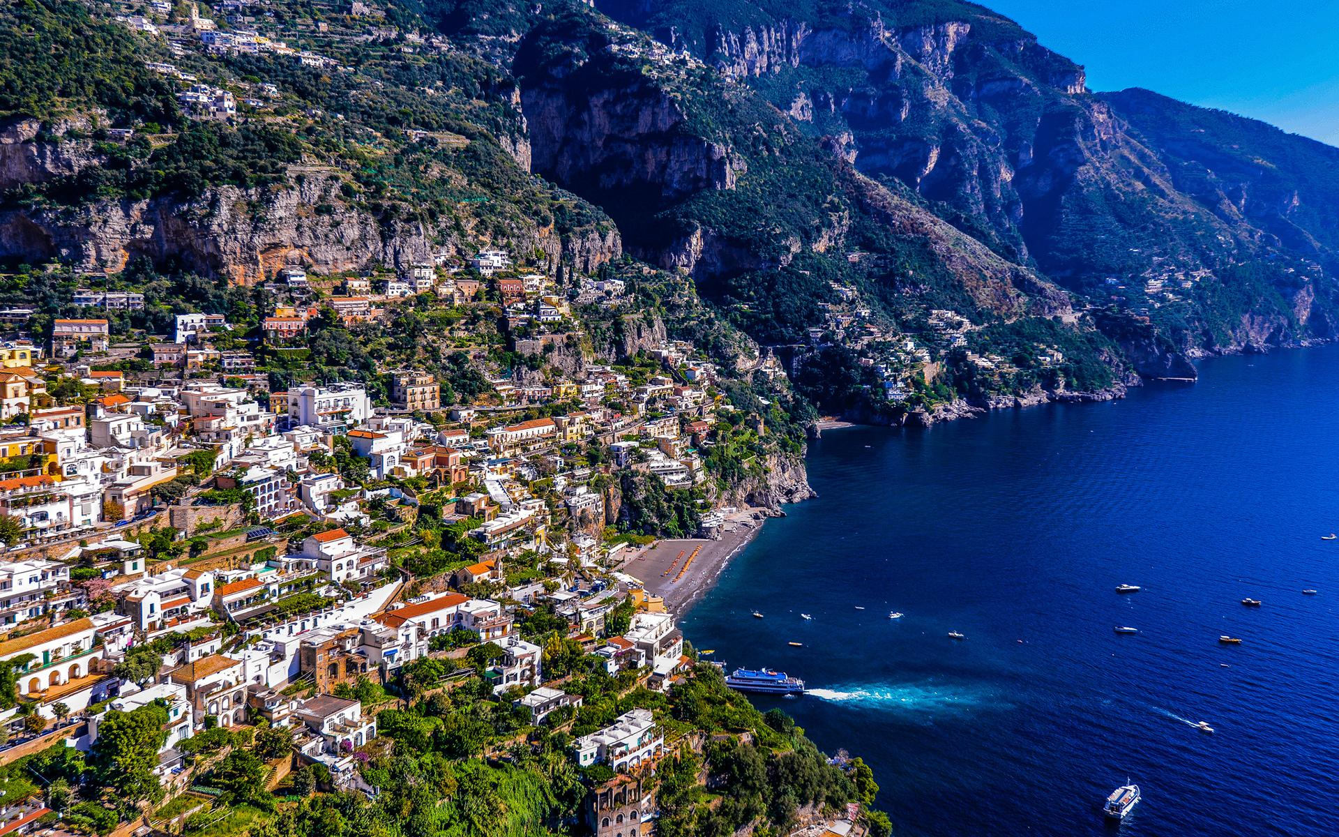 Positano wallpapers HD quality