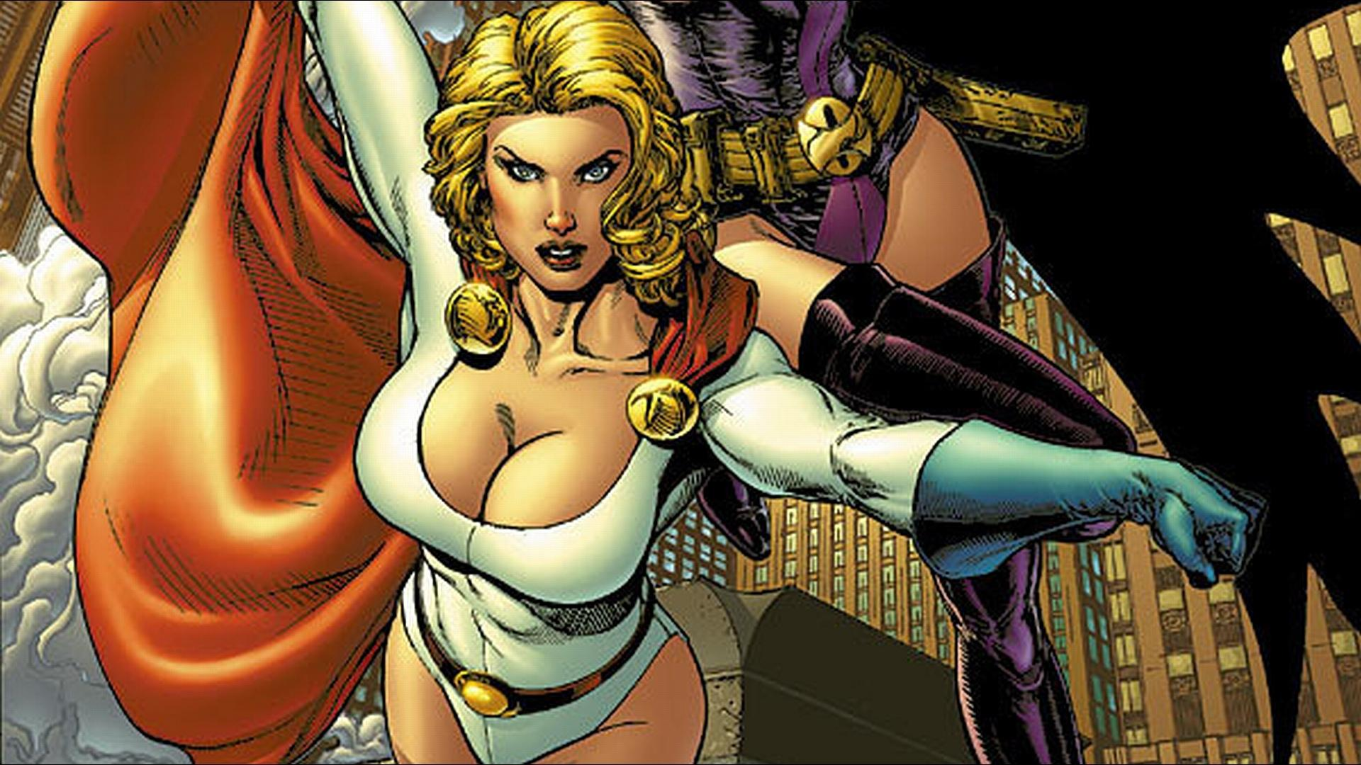 Power Girl wallpapers HD quality
