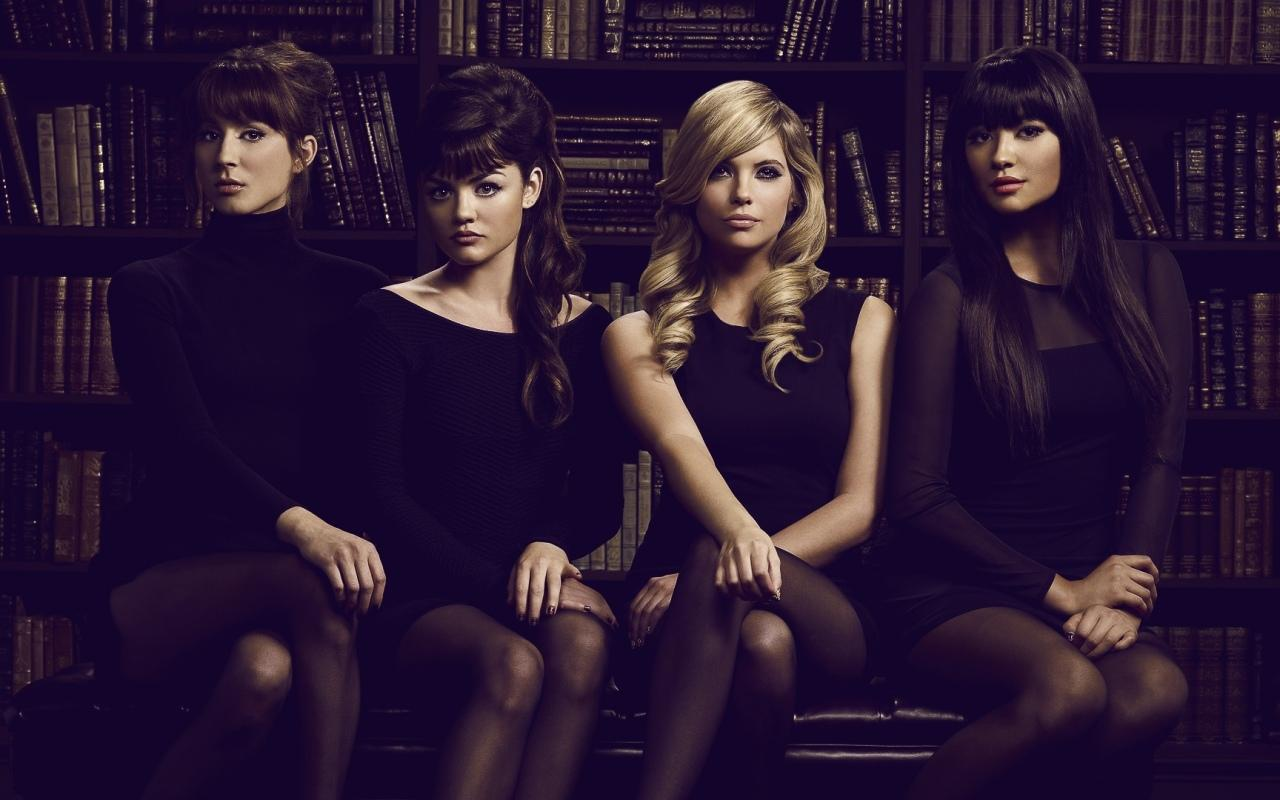Pretty Little Liars wallpapers HD quality